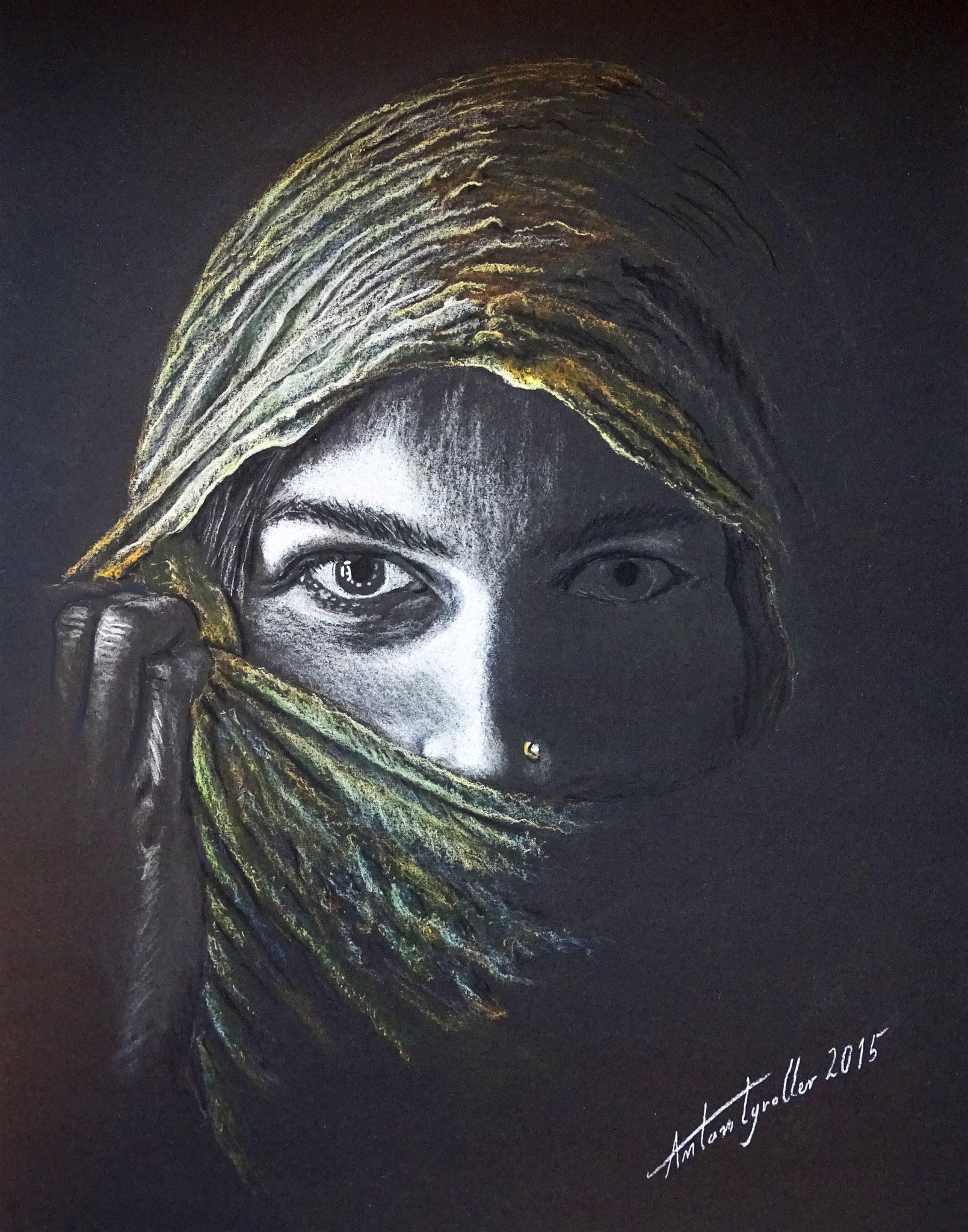 Syrien, 40x30 cm