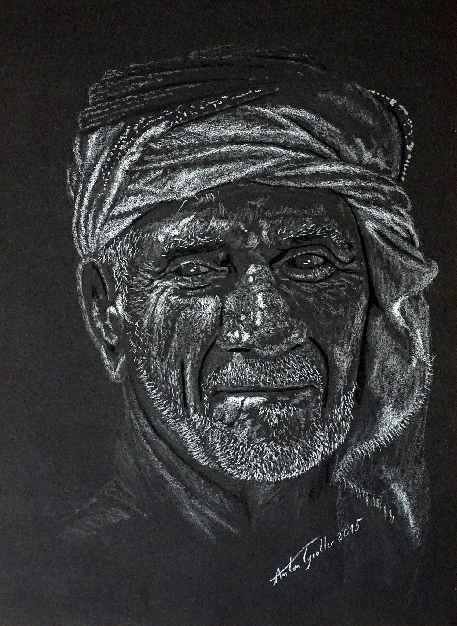 Afghanistan II, 40x30 cm