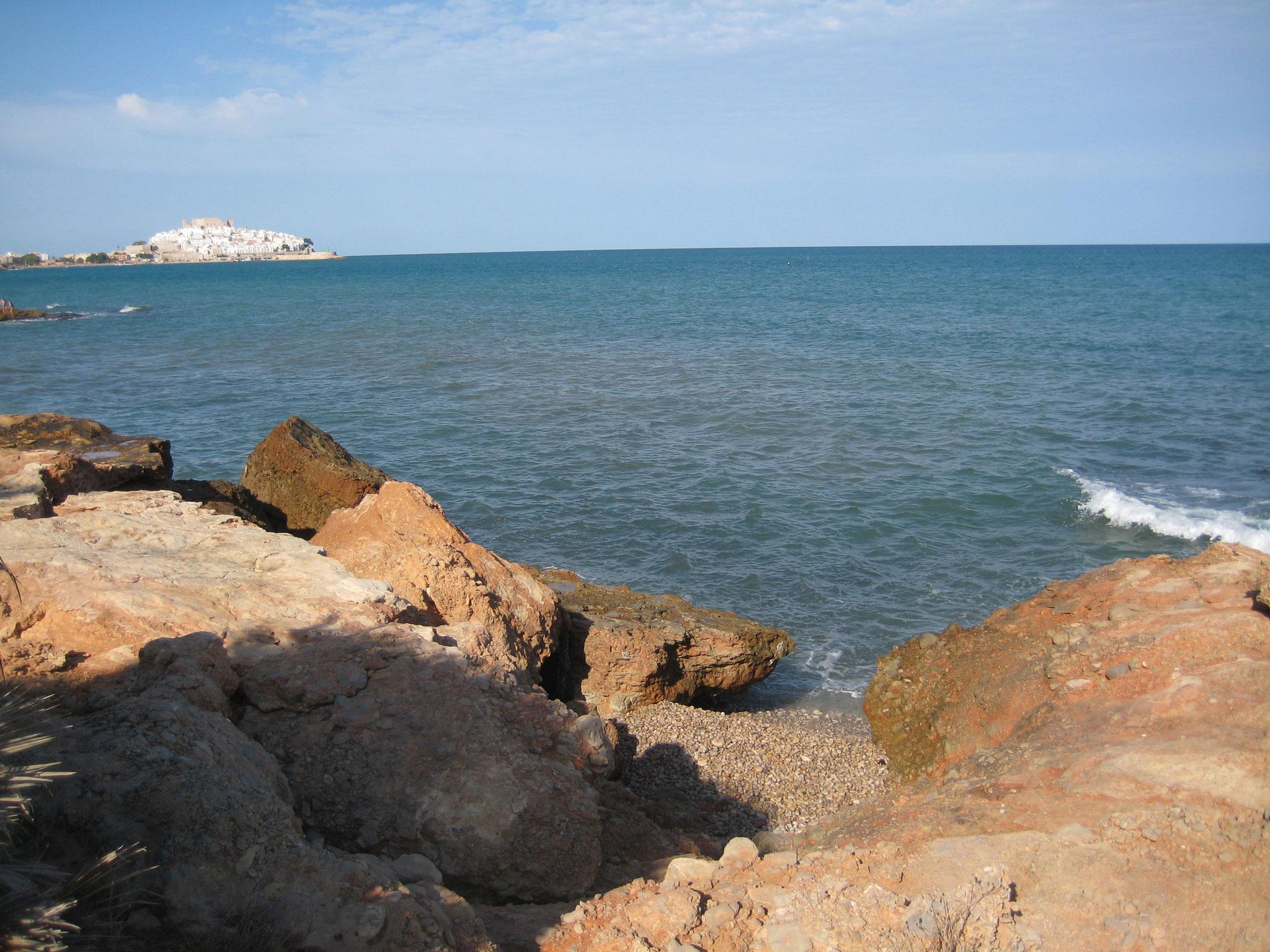 Preciosas calas, www.adapeniscola-apartamentos.com