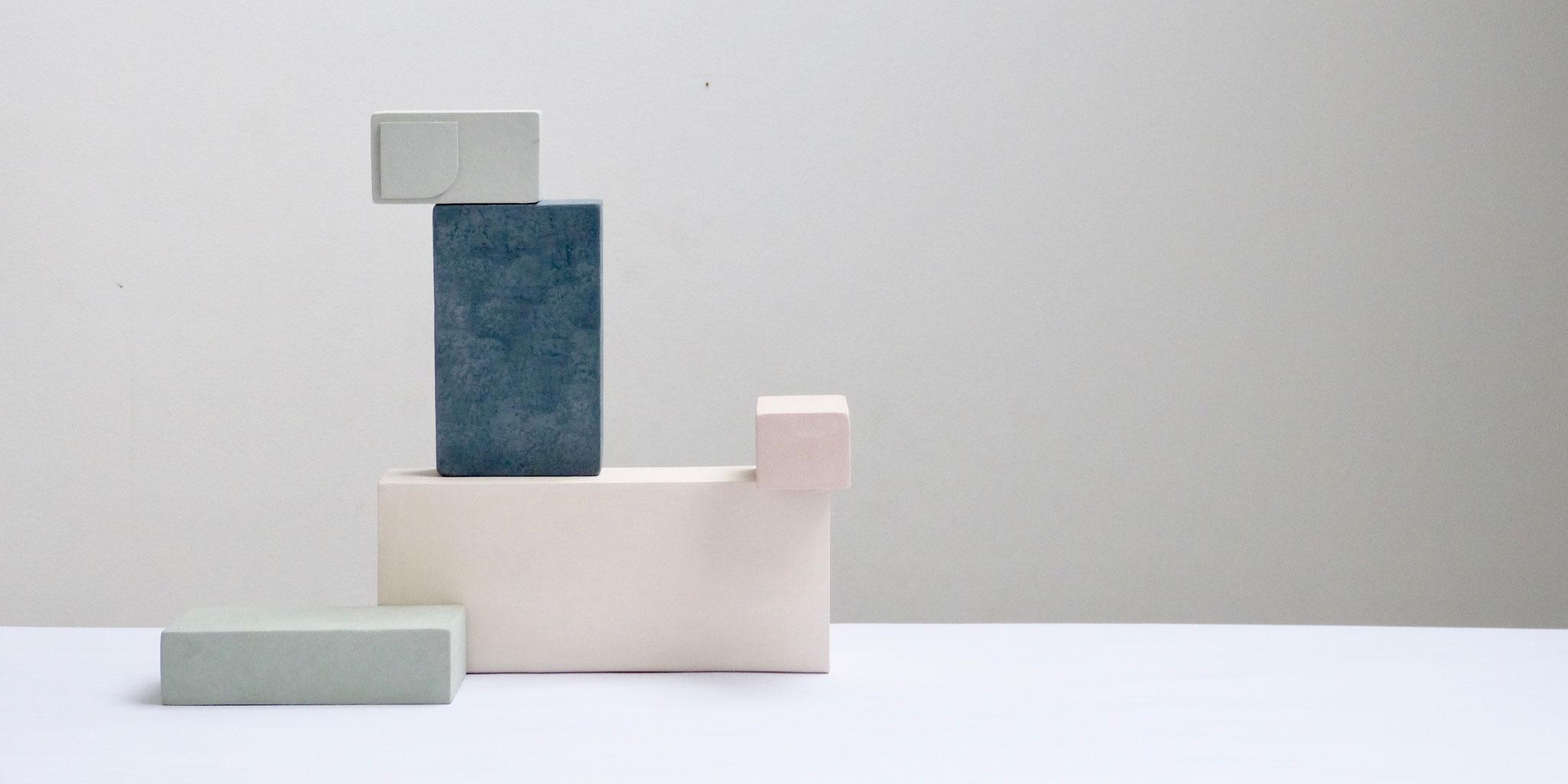 sculpture by ilona van den bergh ceramics