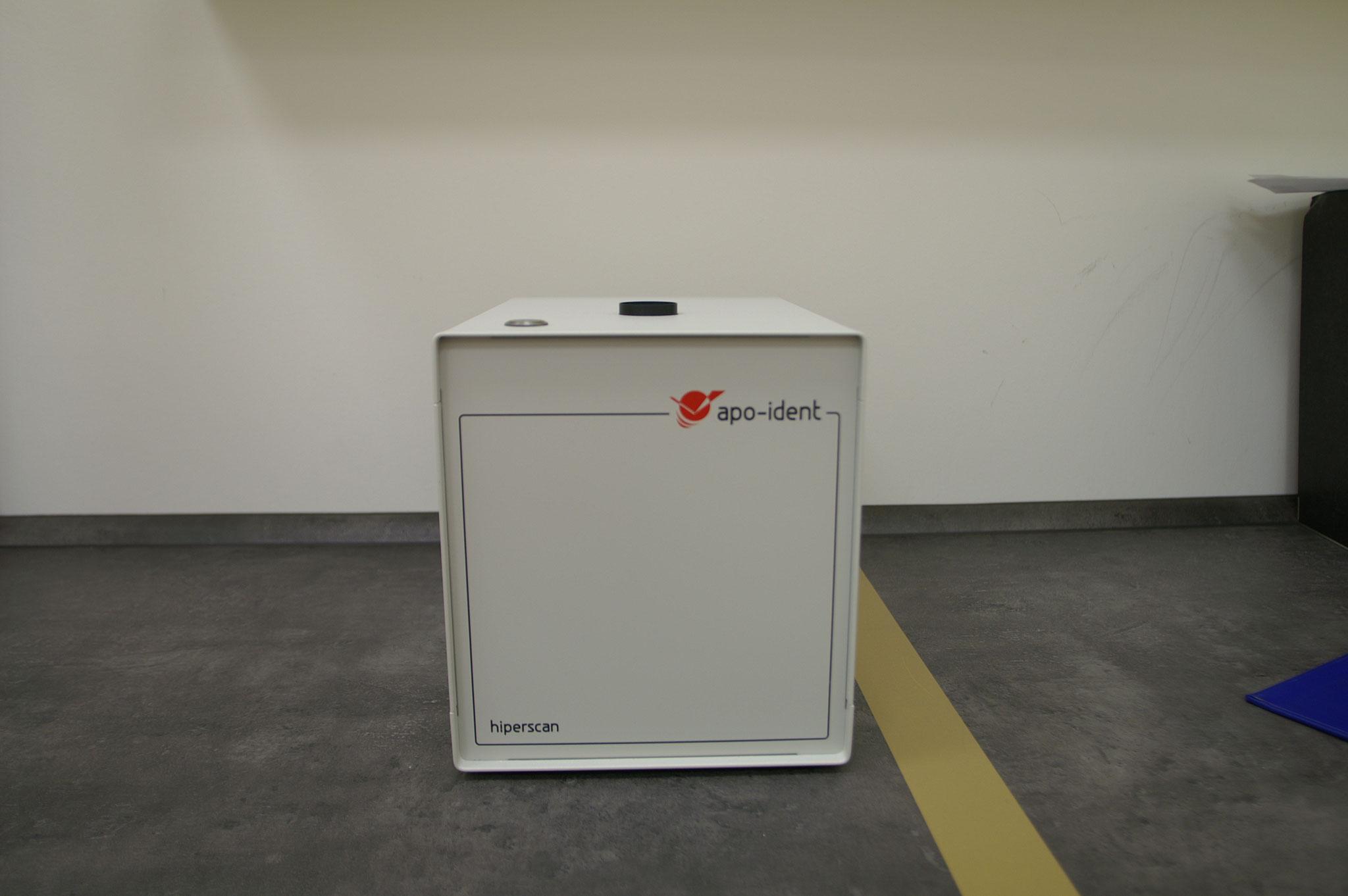 Nahinfrarot-Spektrometer
