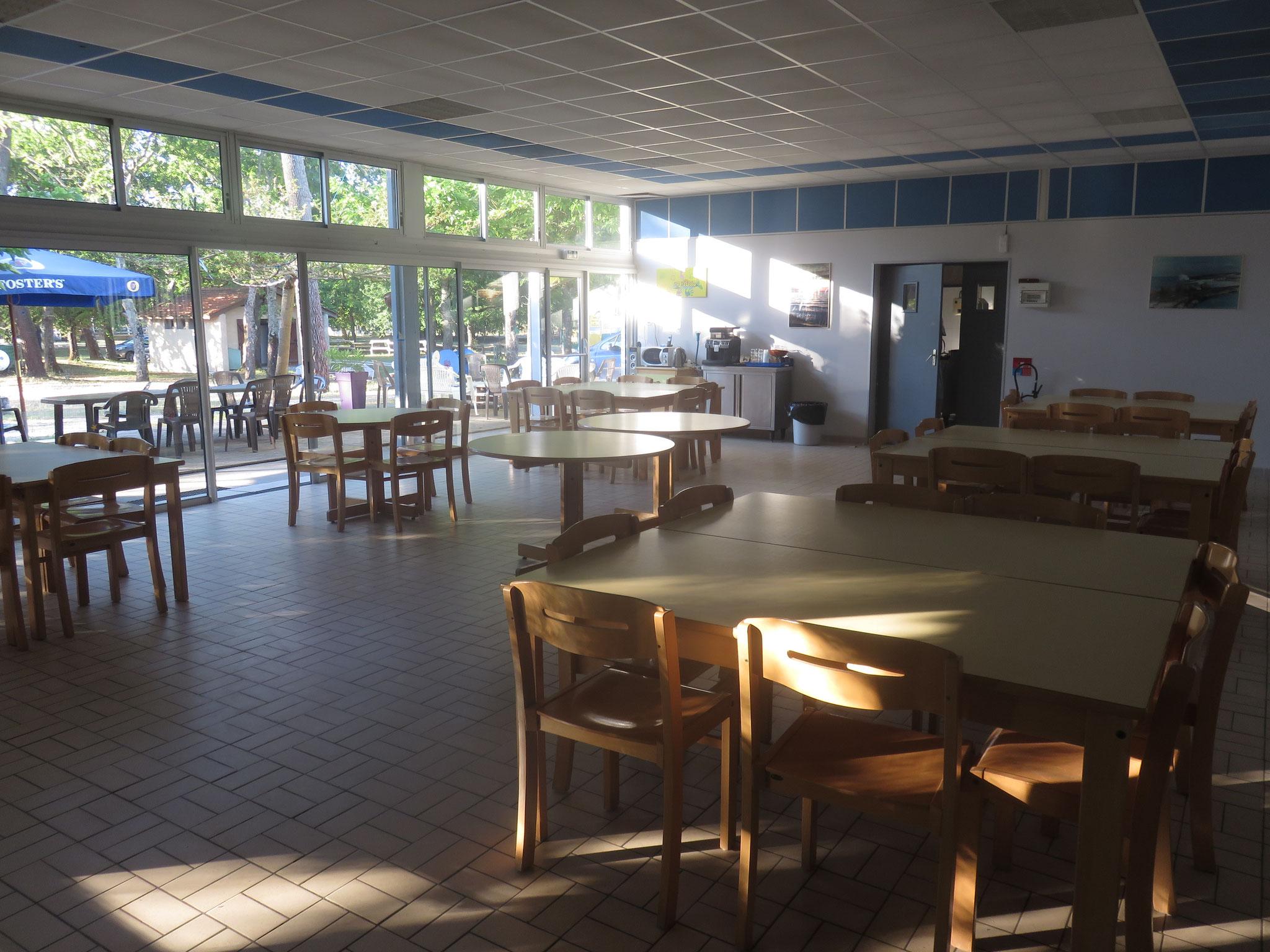 Centre départemental de Soulac/mer - Crédit photo Centre Départemental de Soulac/mer