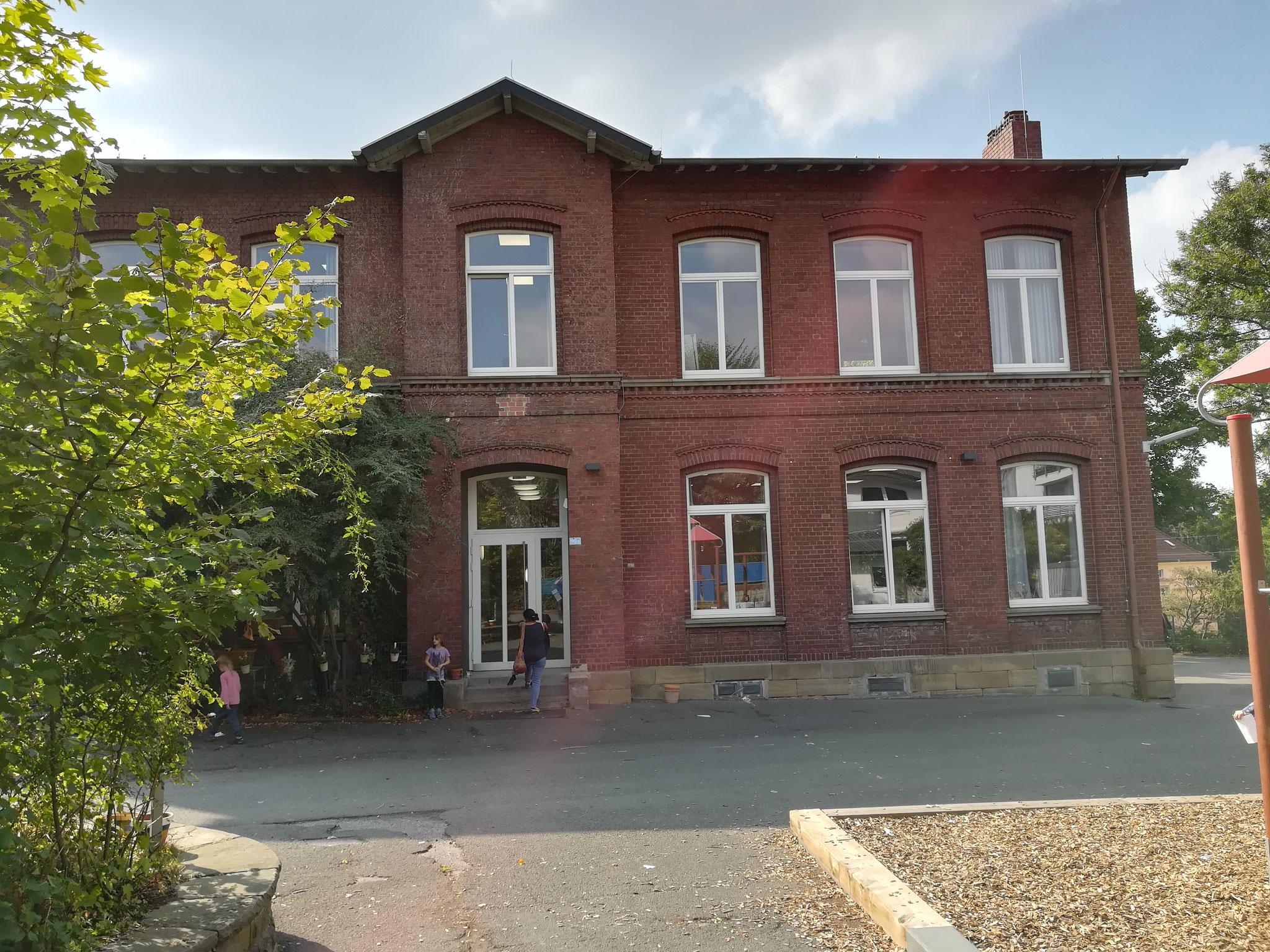 Unser zweiter Standort Kyffhäuser Str.98