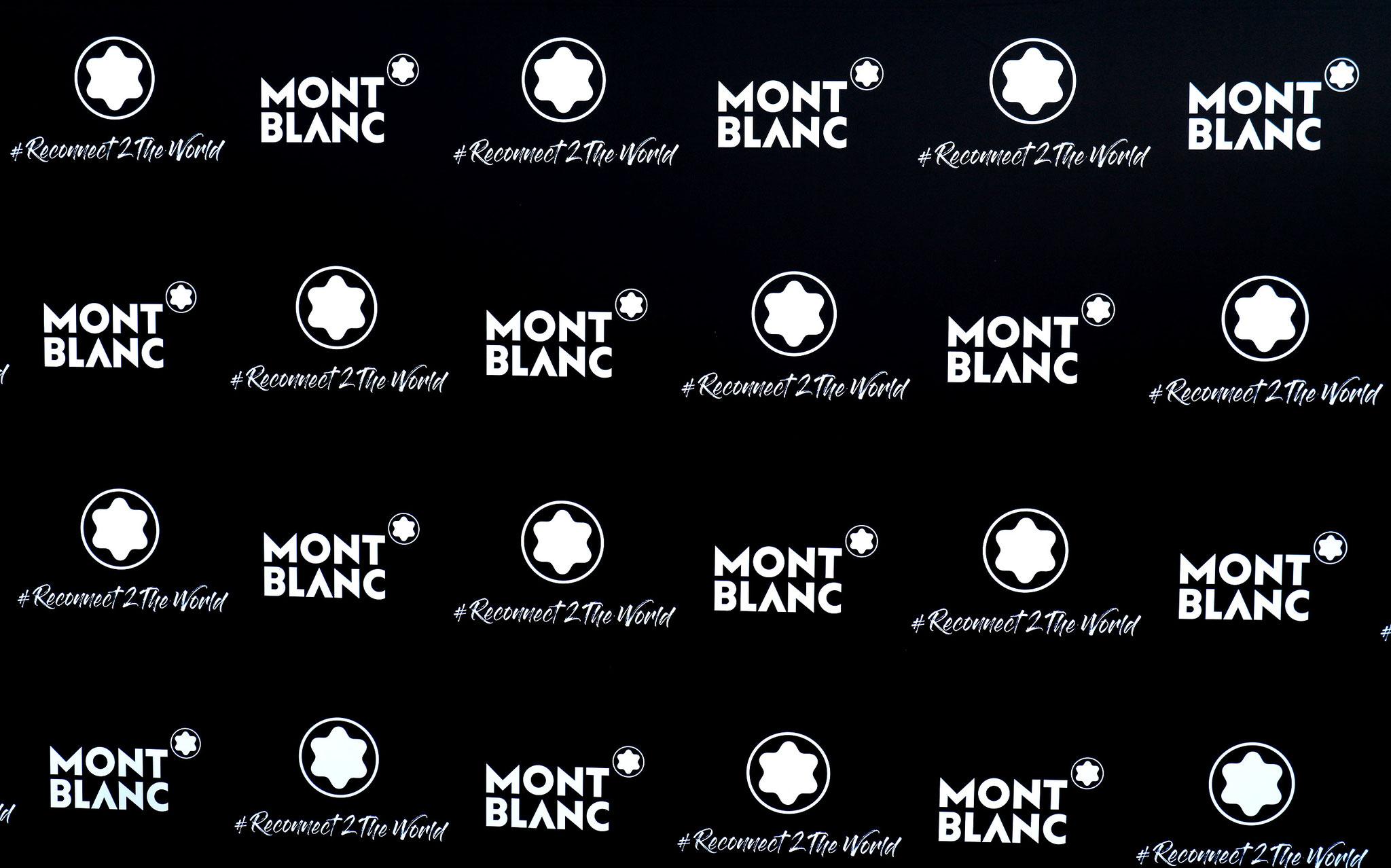 MARC JUNG X MONTBLANC // 2019, Berlin