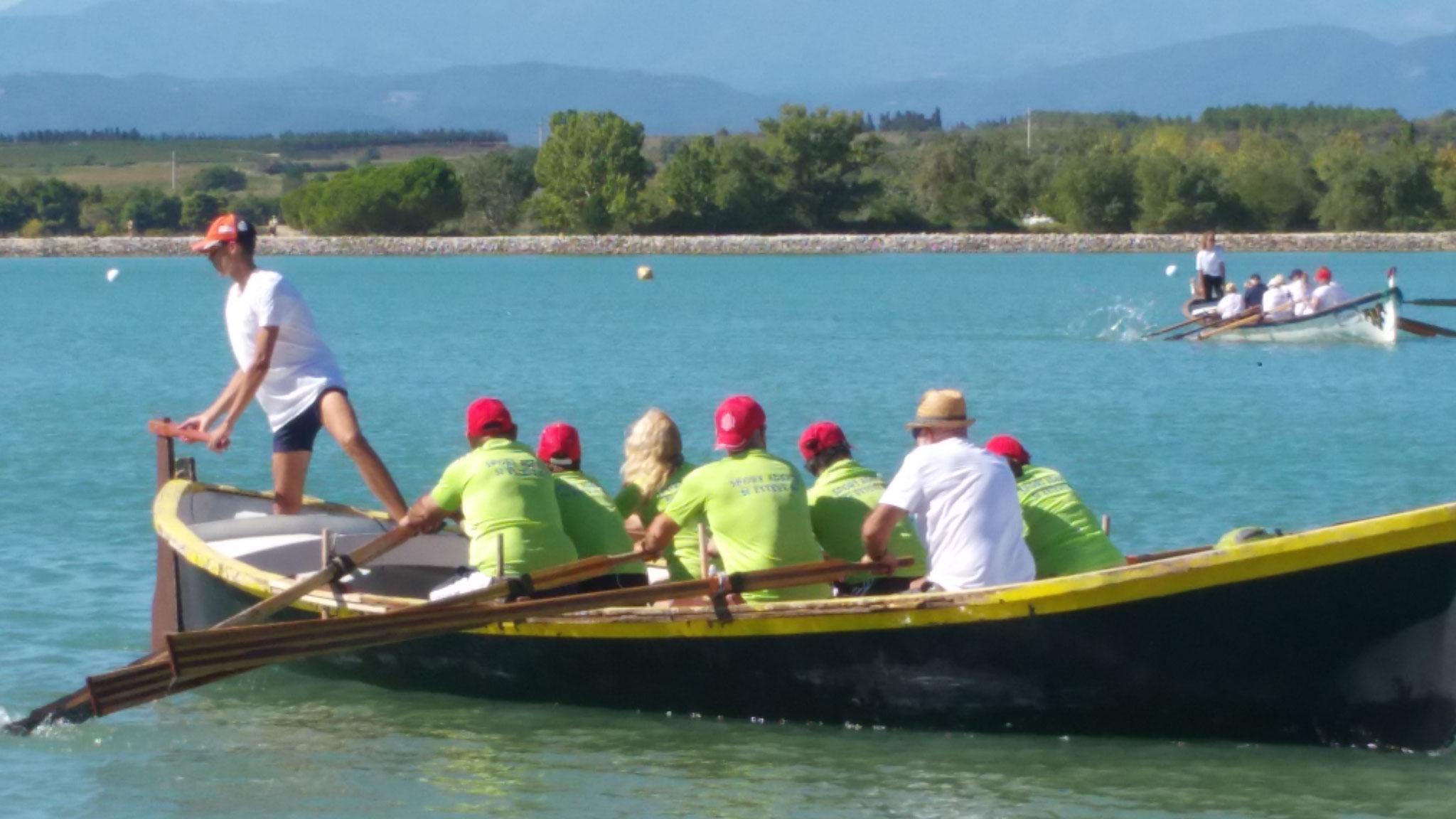 """Challenge ,barques catalane, Villeneuve de la Raho   """"sept 2018"""""""