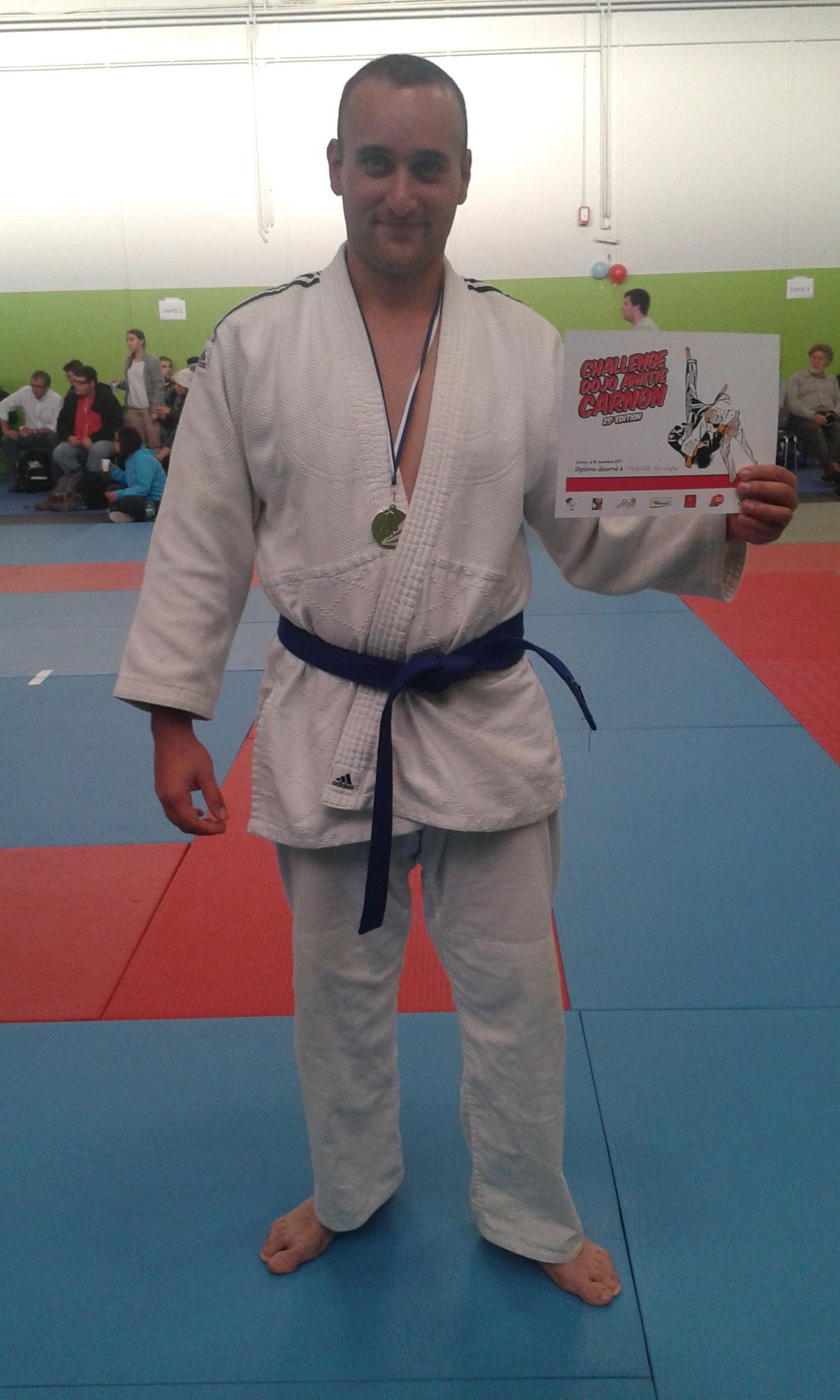 Championnat Interrégional Judo Occitanie,Christopher