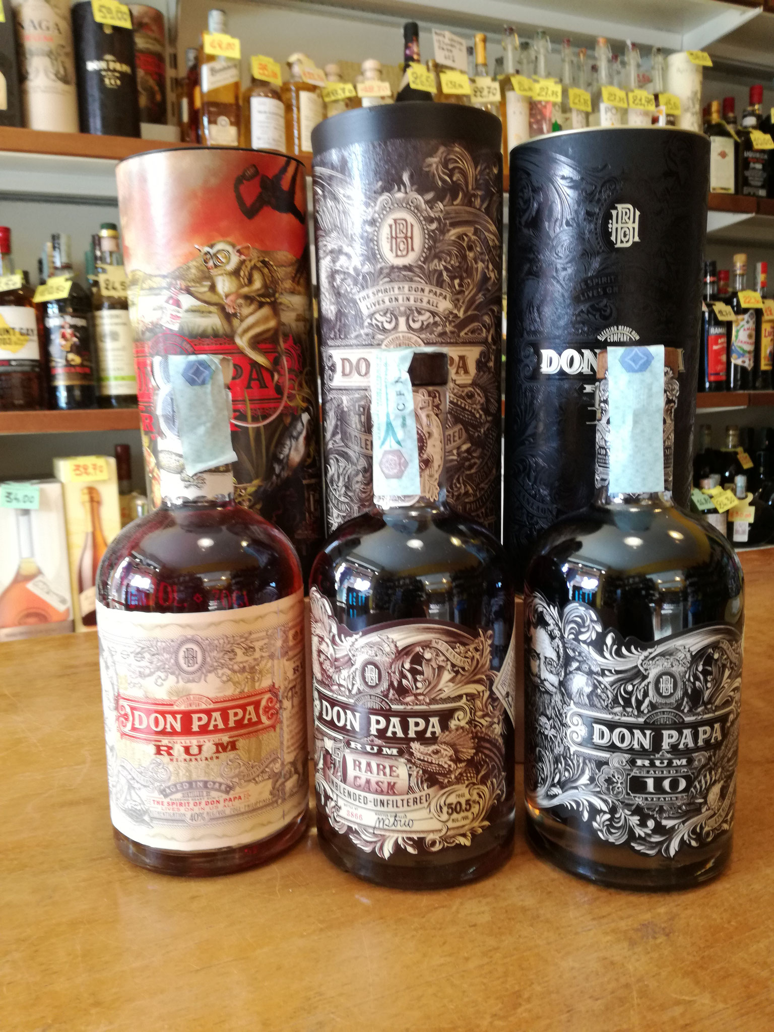 Don Papa Collection