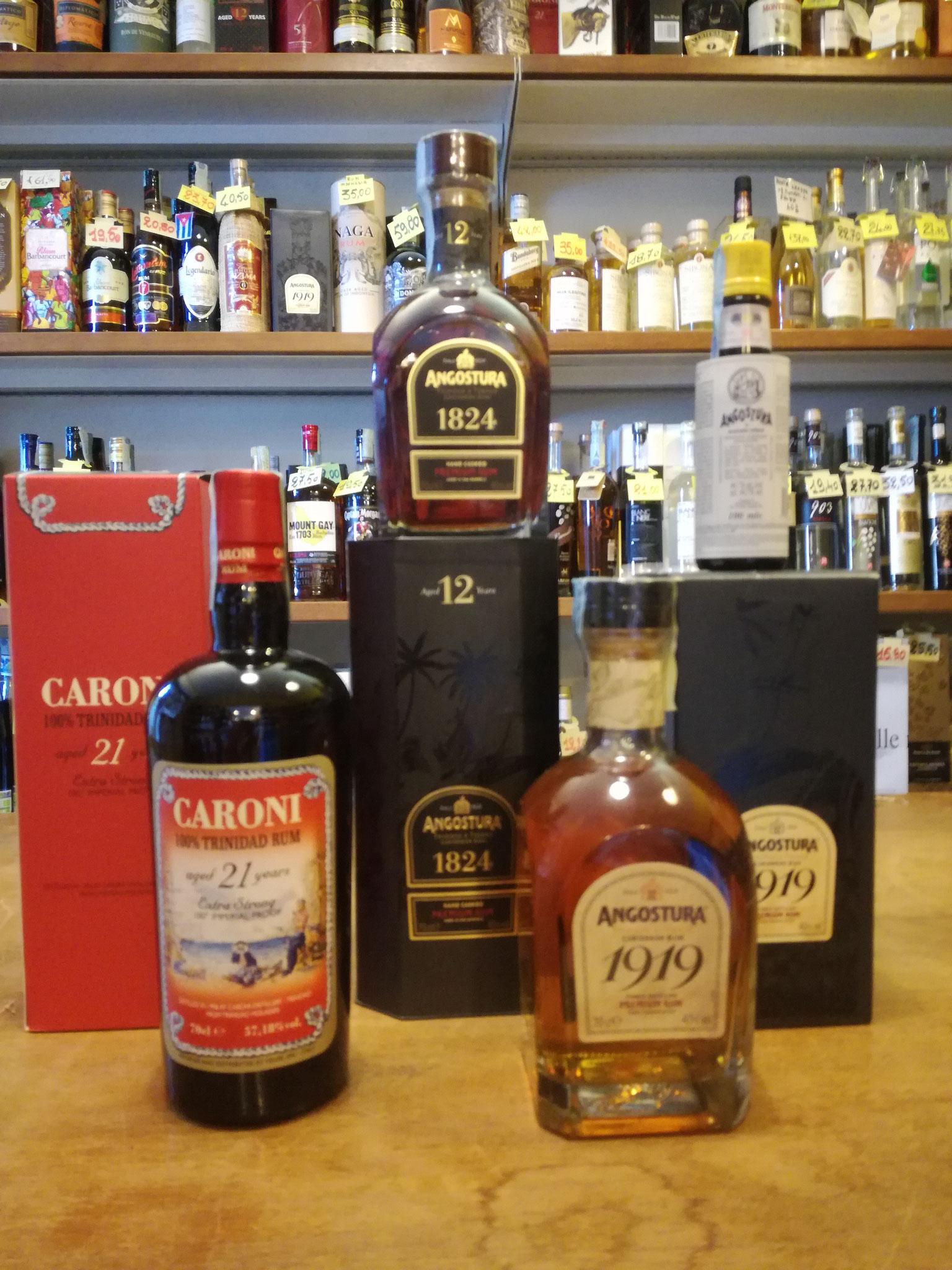 Trinidad Rum & Bitter