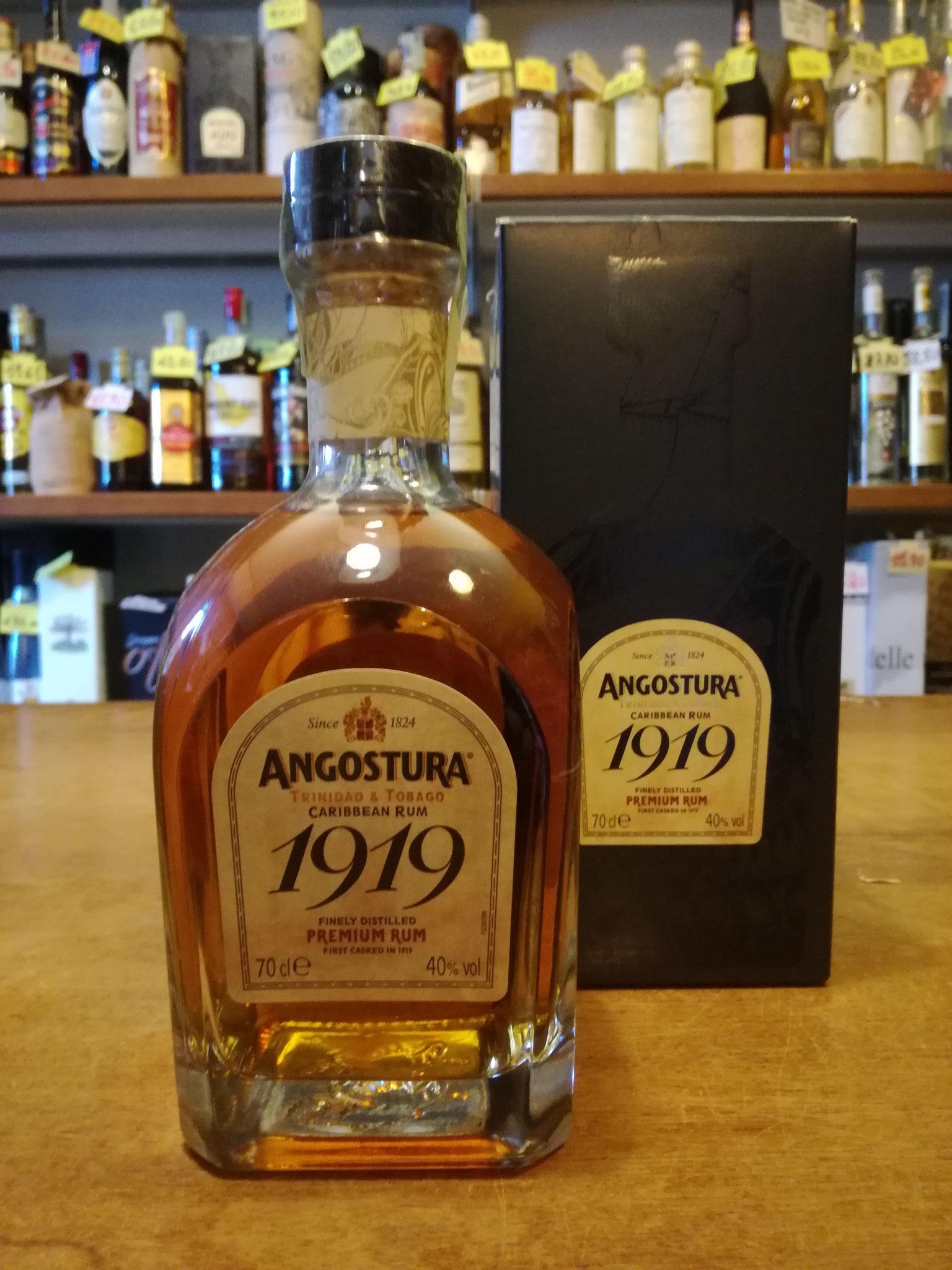 Angostura 1919 -  blend -  40%