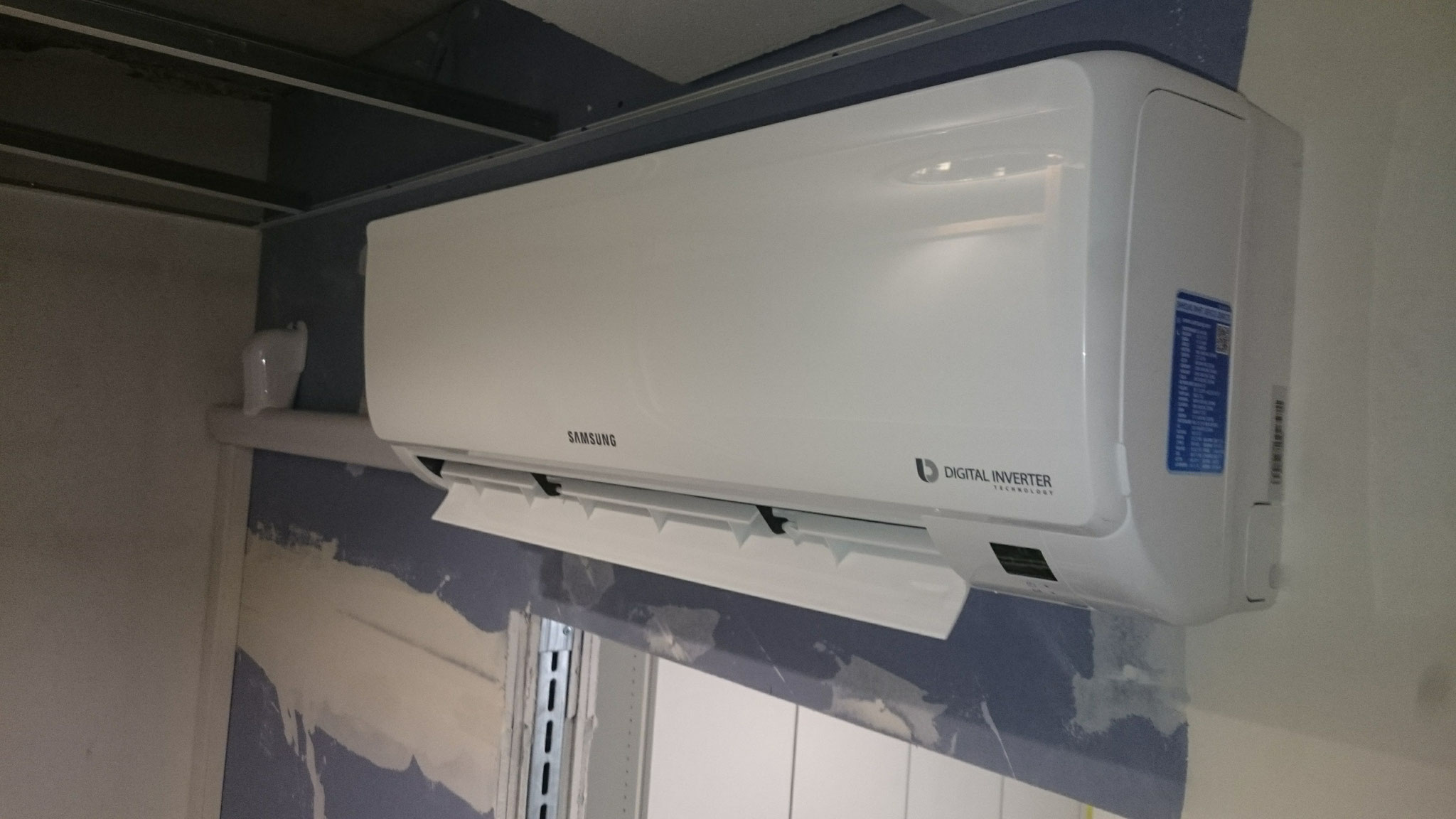 Innenraumgerät Klimaanlage