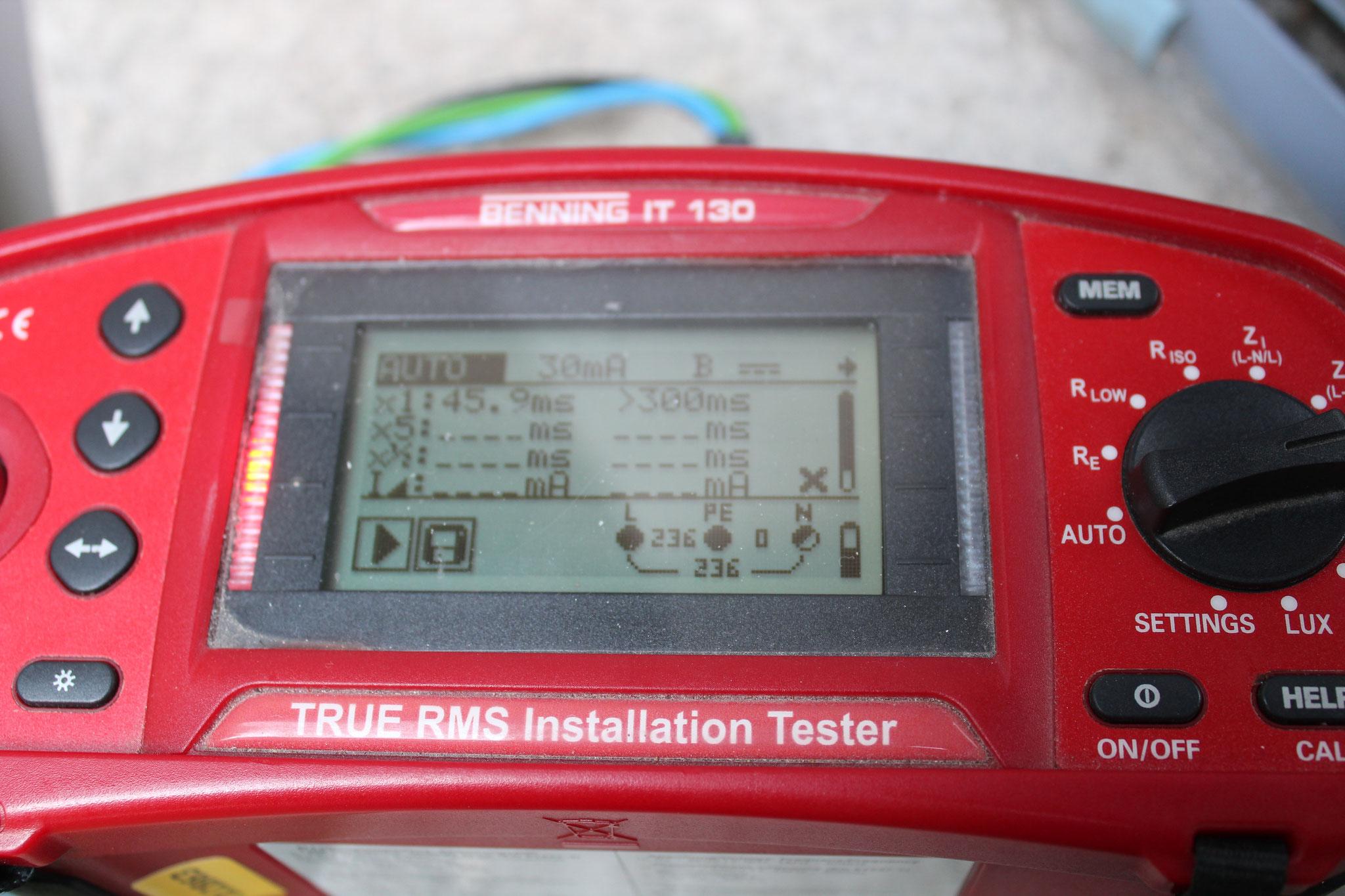 Messung Klimaanlage