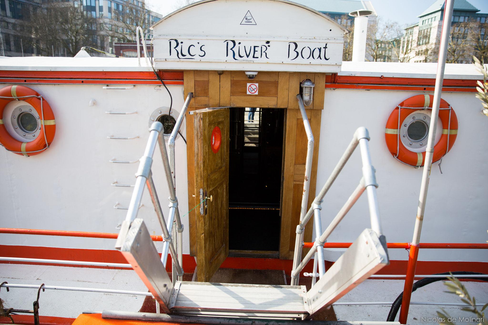 bateau réunions bruxelles