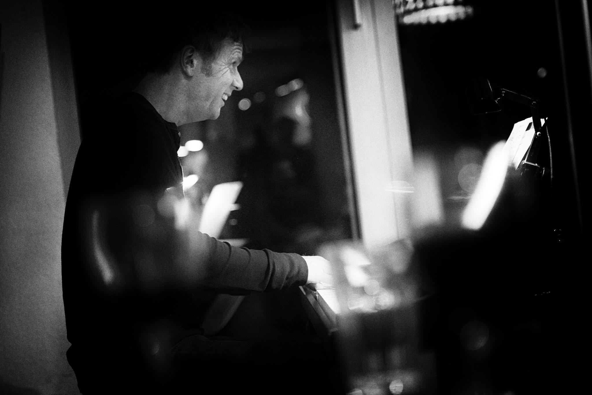 Christoph Müller, Jazz-Pianist