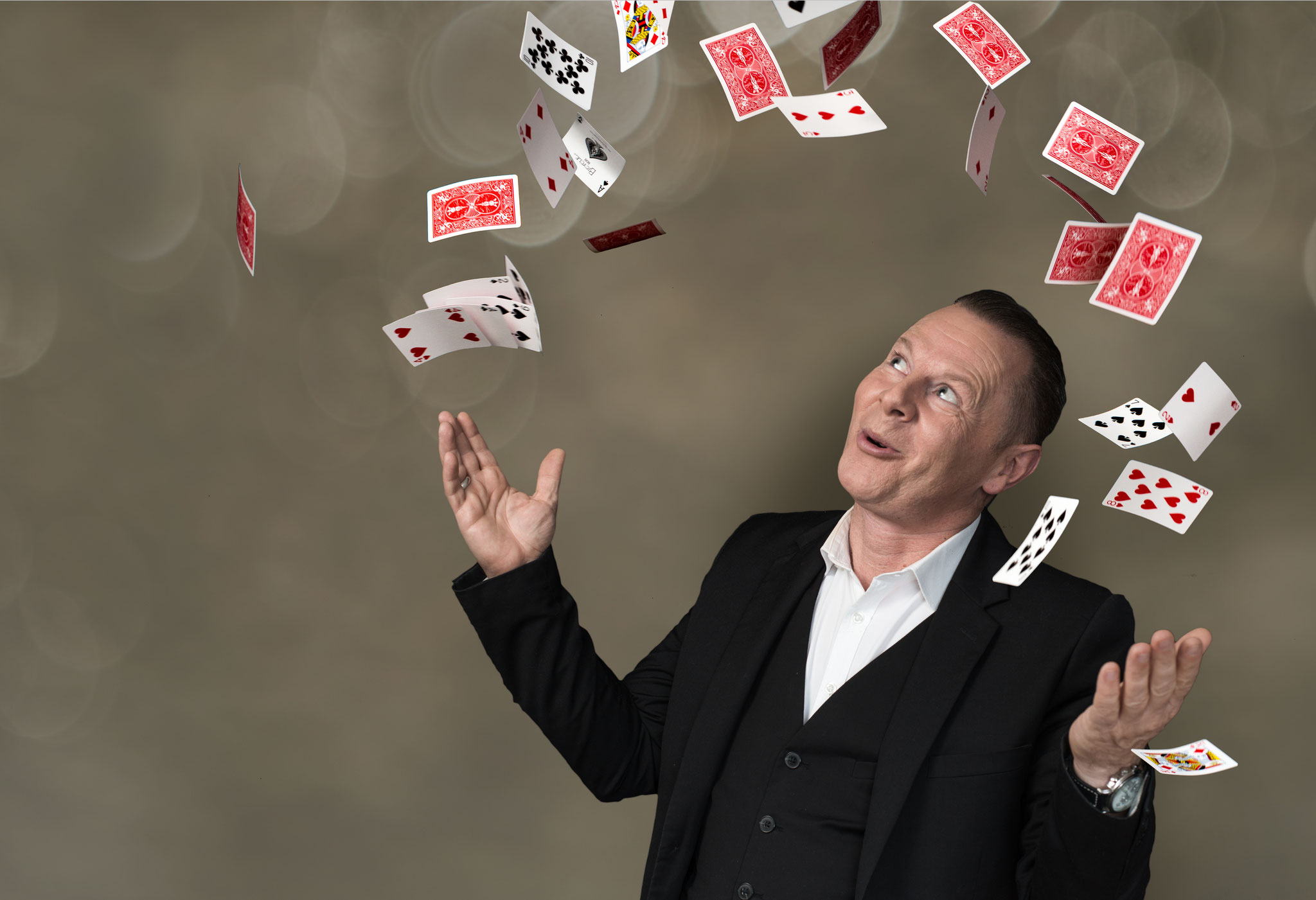 Michael Parlez - Zauberkünstler