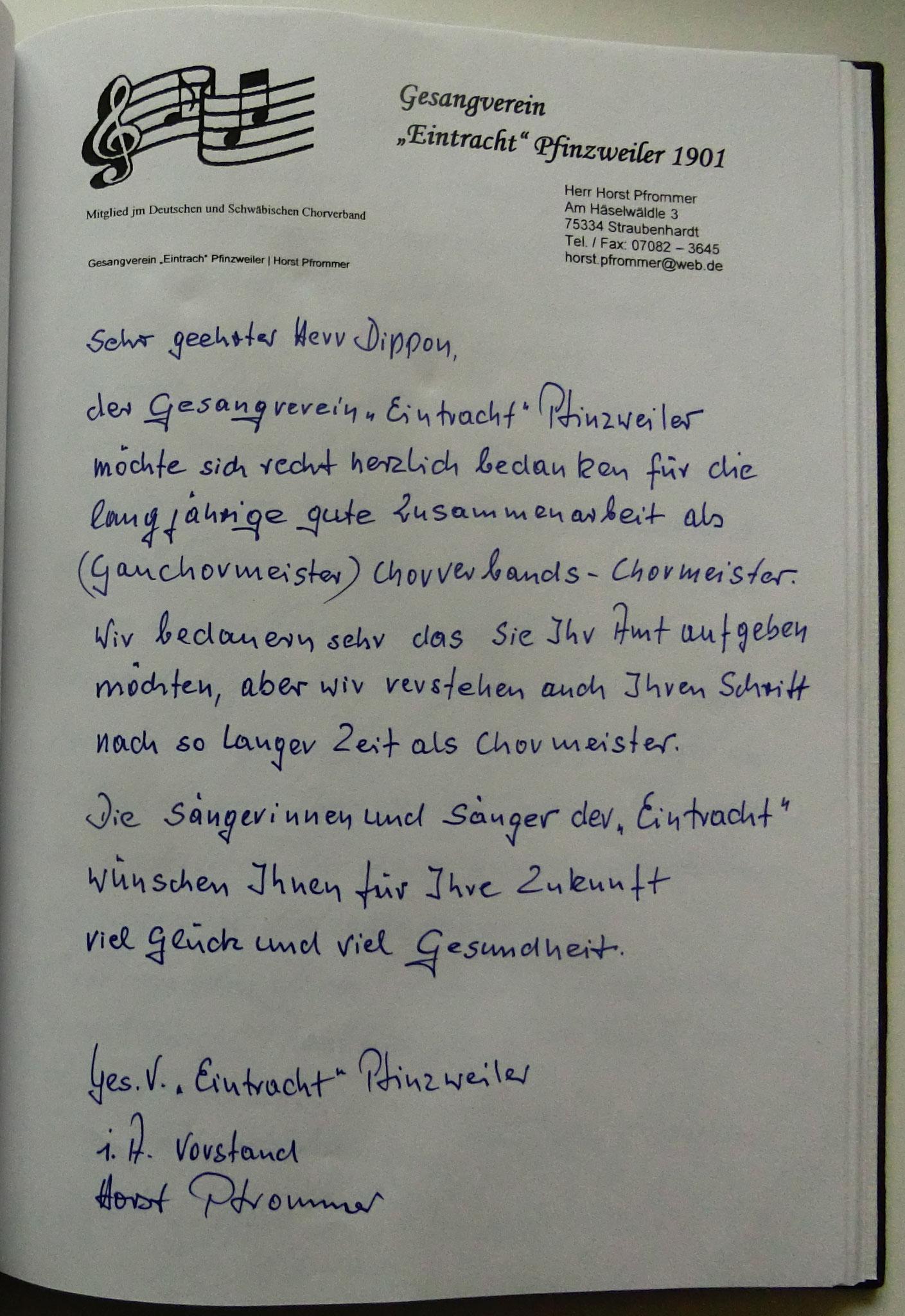 Eintracht Pfinzweiler