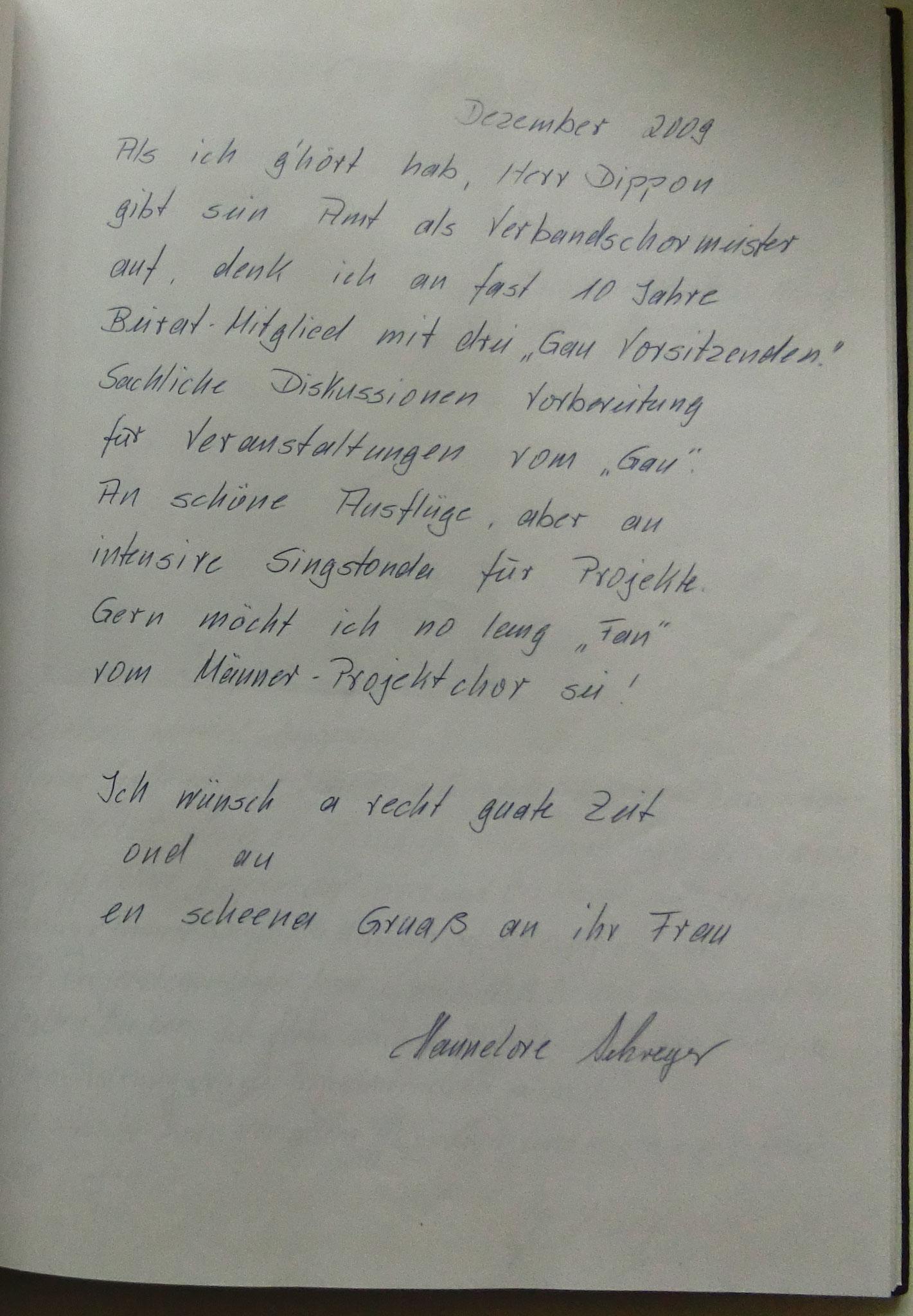 Hannelore Schreyer - Roßwag
