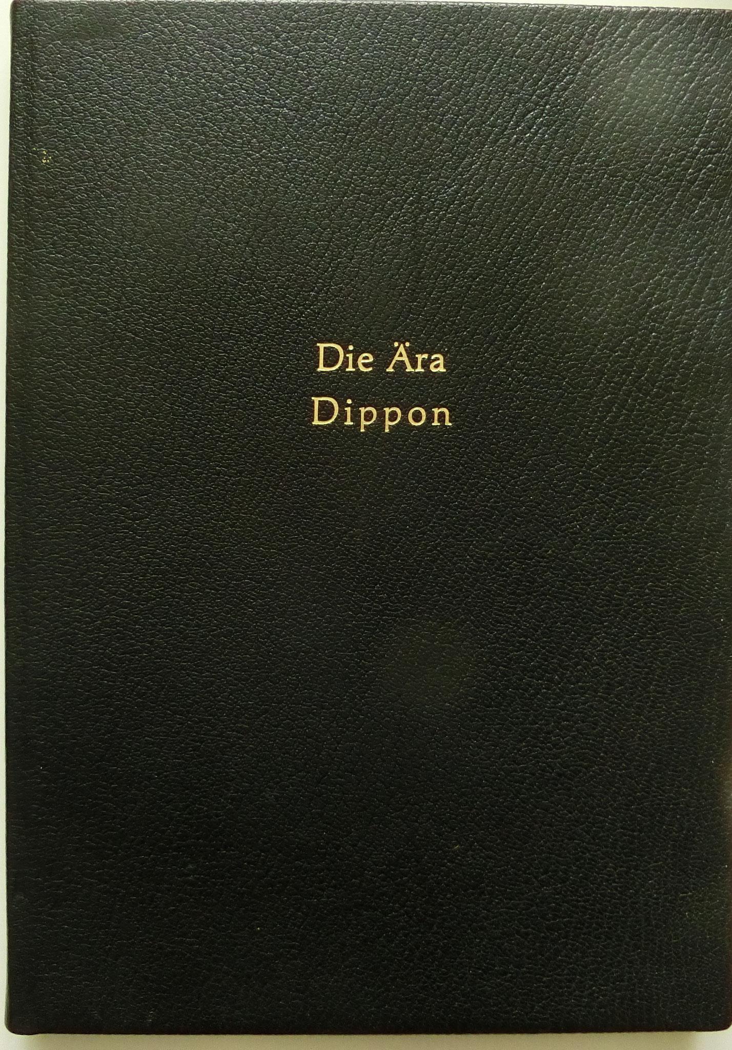 Chorverband Enz  - Die Ära Werner Dippon -  ENZGAU  -    Abschiedsgrüße