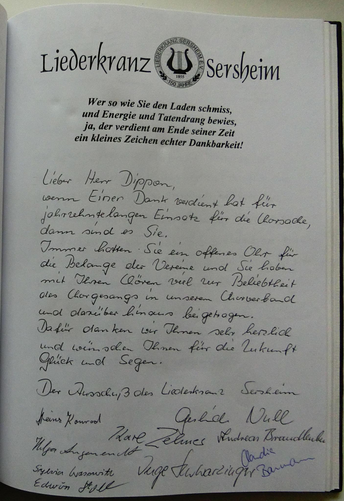 Liederkranz Sersheim
