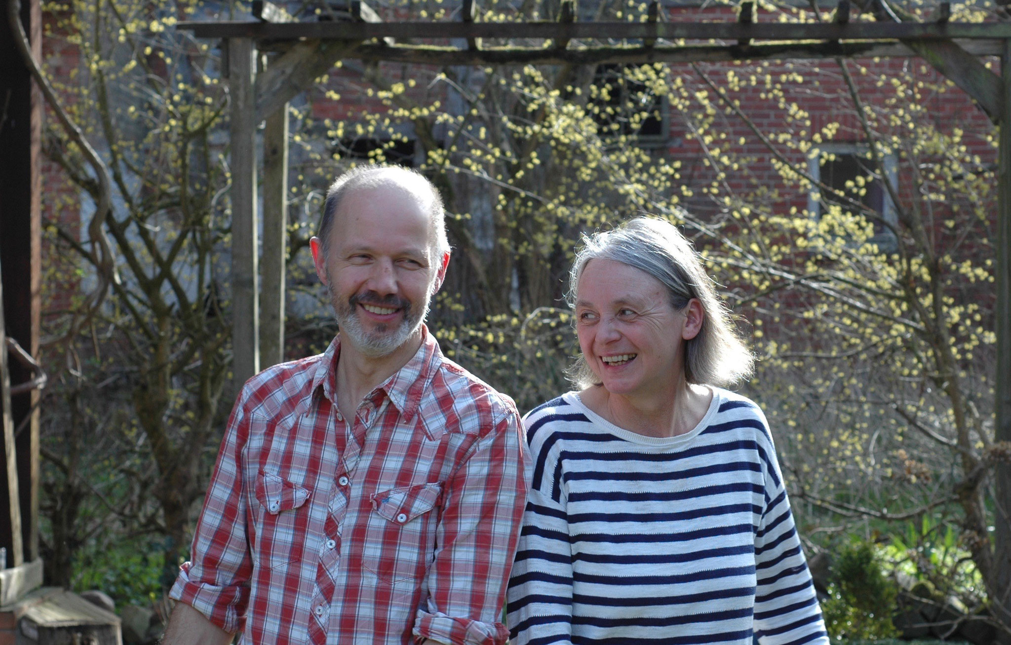 Erika und Uwe Luchtmann