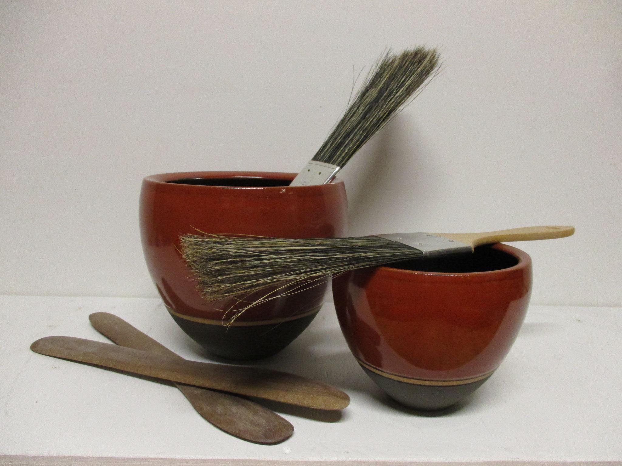 Preuß & Ploenes     Keramik in der Salzkothe