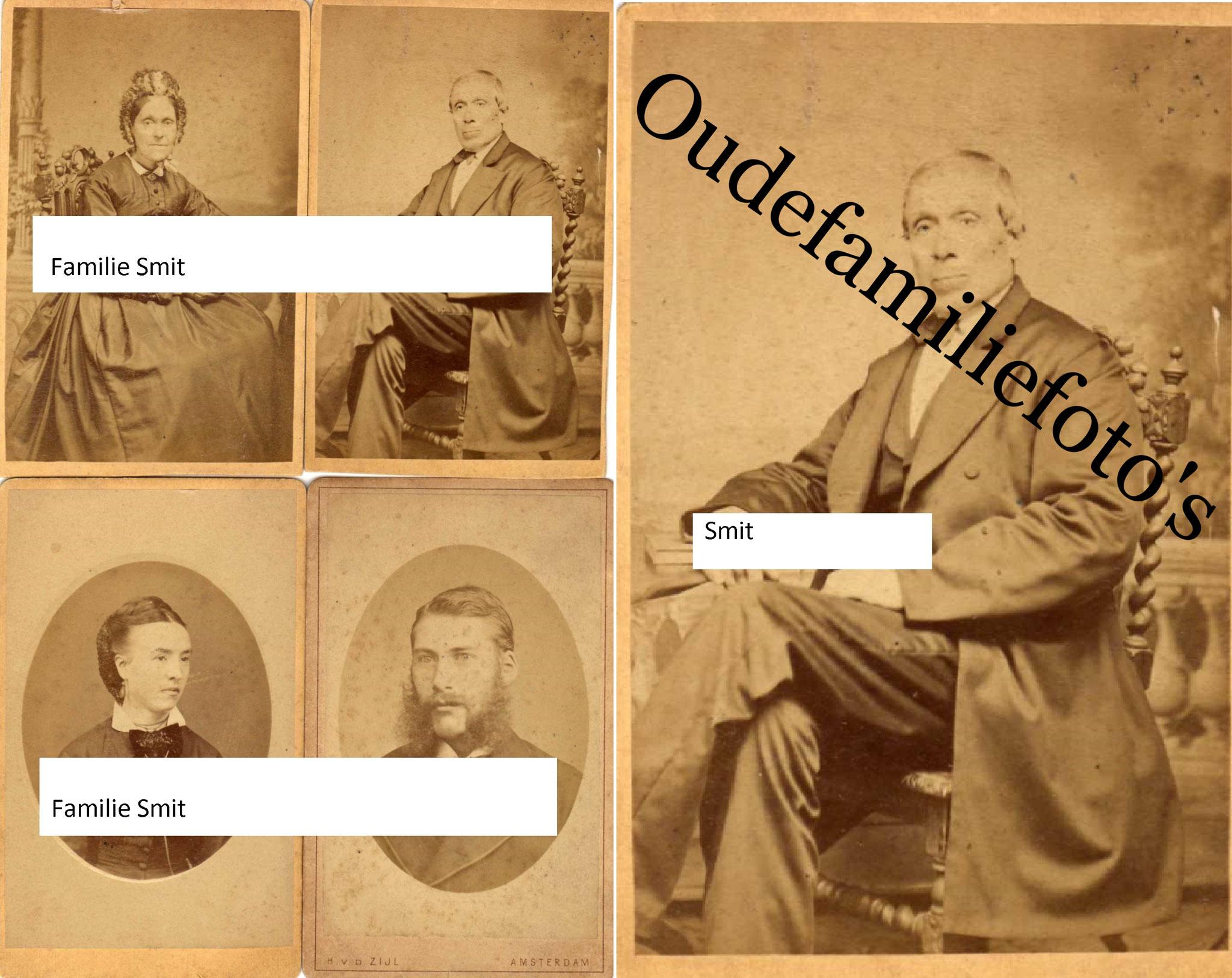 Smit, Barend Frederik. Geb. 29-9-1815 Hasselt. Ovl. 23-6-1882. Getrouwd 29-9-1841 met Anna Maria Blom. € gratis voor aantoonbare familie.