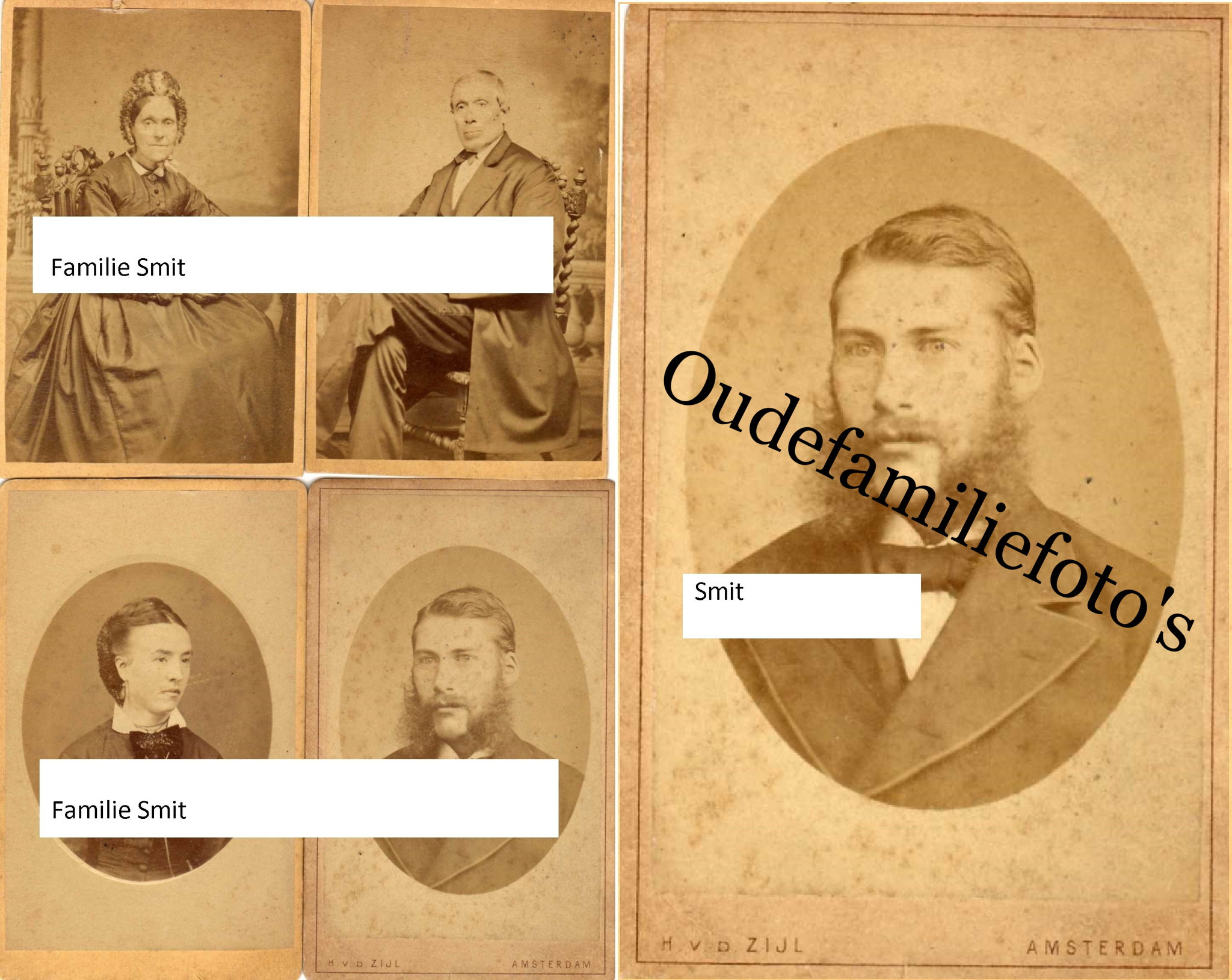 Smit, Frederik Otto. Geb. 8-5-1858 Ovl. 10-1-1938 Getrouwd 21-5-1879 Amsterdam met Catharina Christina Harmsen € gratis voor aantoonbare familie.