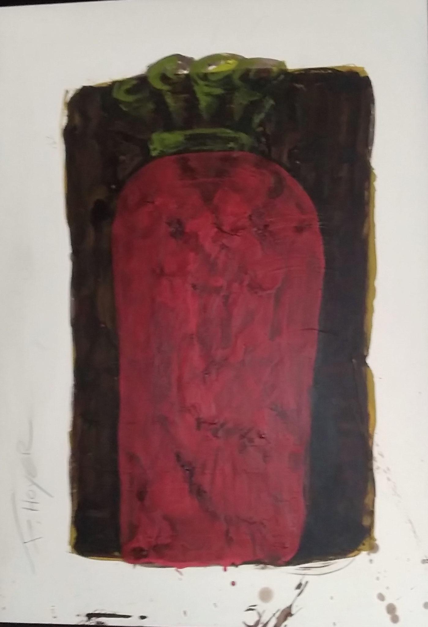 Le radis rouge