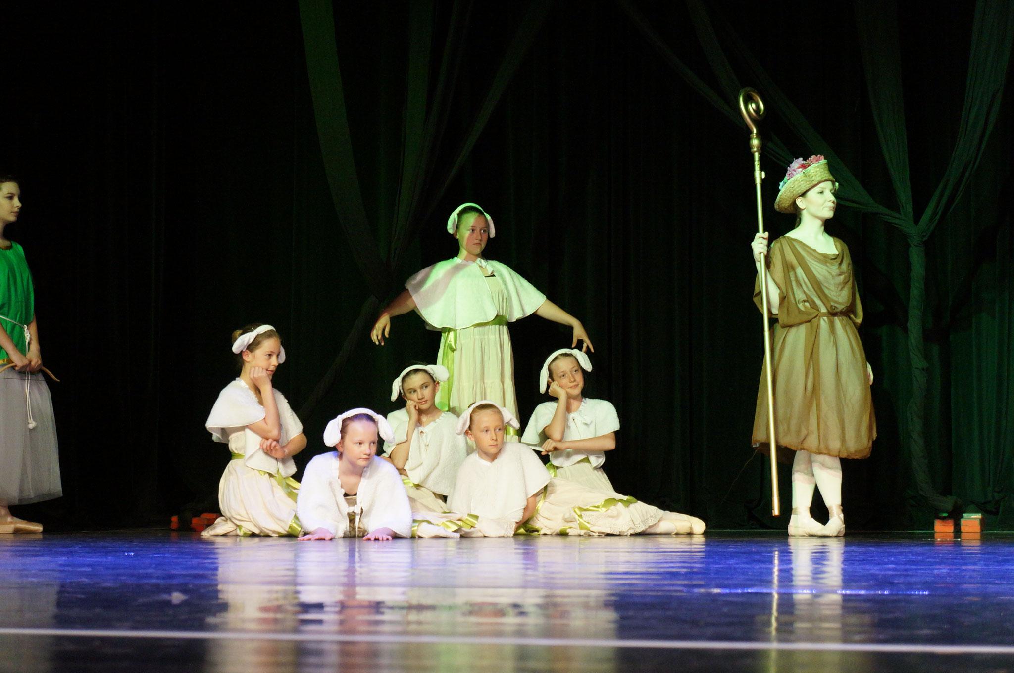 Sylvia - Ballettgala 2017 in der Stadthalle Fürth