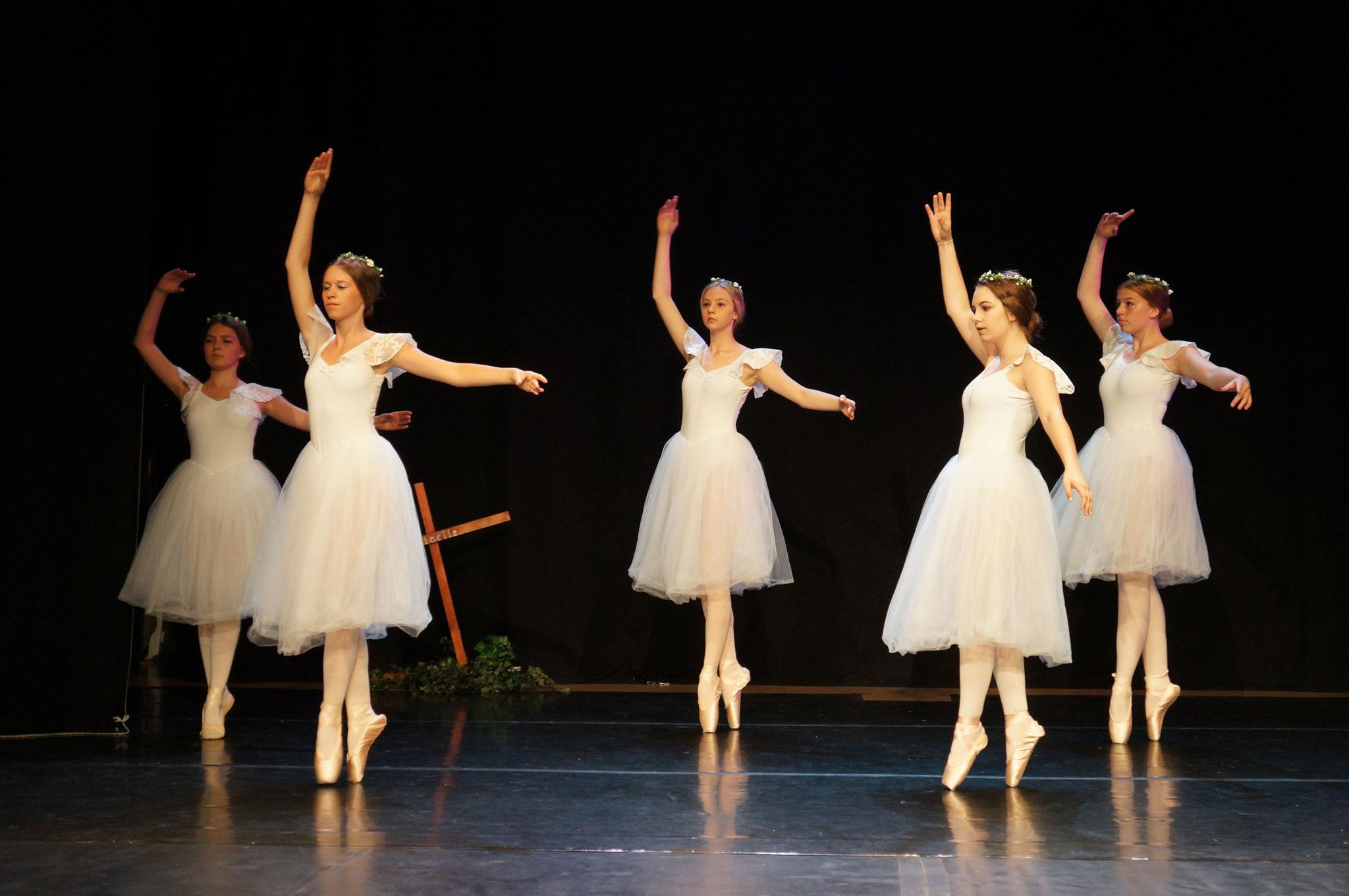 Giselle - Ballettgala 2018 im Theater der FIS