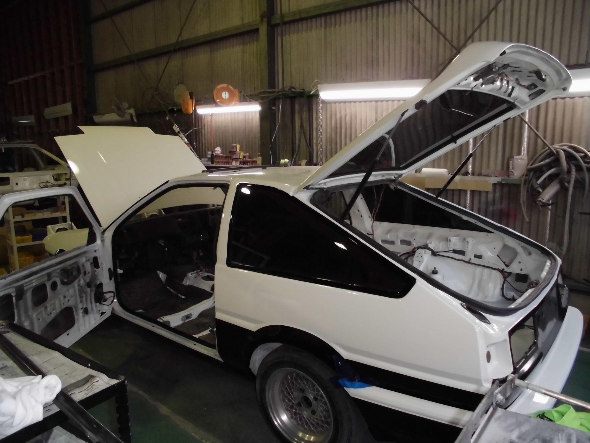 AE86 トレノ