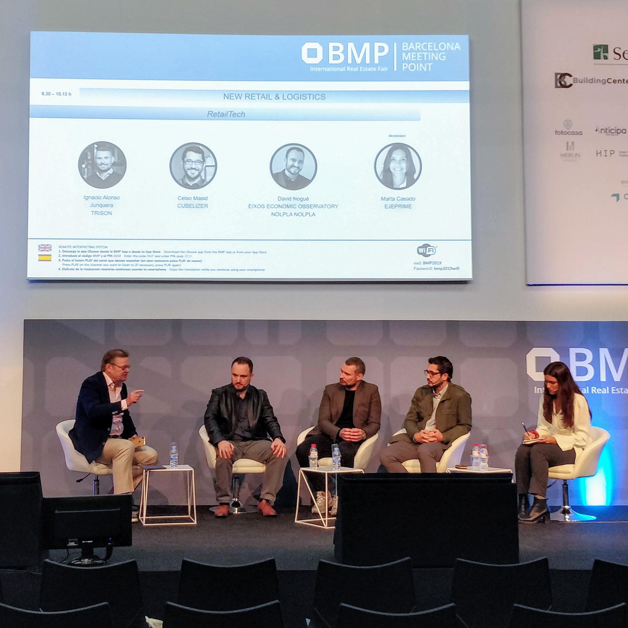 Marta Casado; Ignacio Alonso Junquera; Celso L. Masid; David Nogué; Antony Slumbers