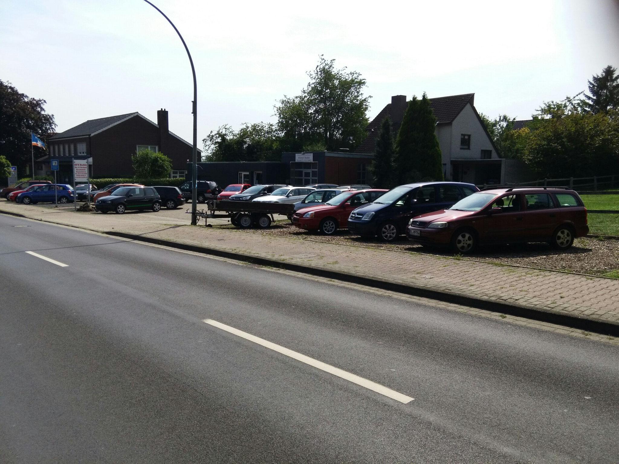 Auto-& KFZ-Teile- Handel Budde Langen - KFZ Budde 49838 Langen