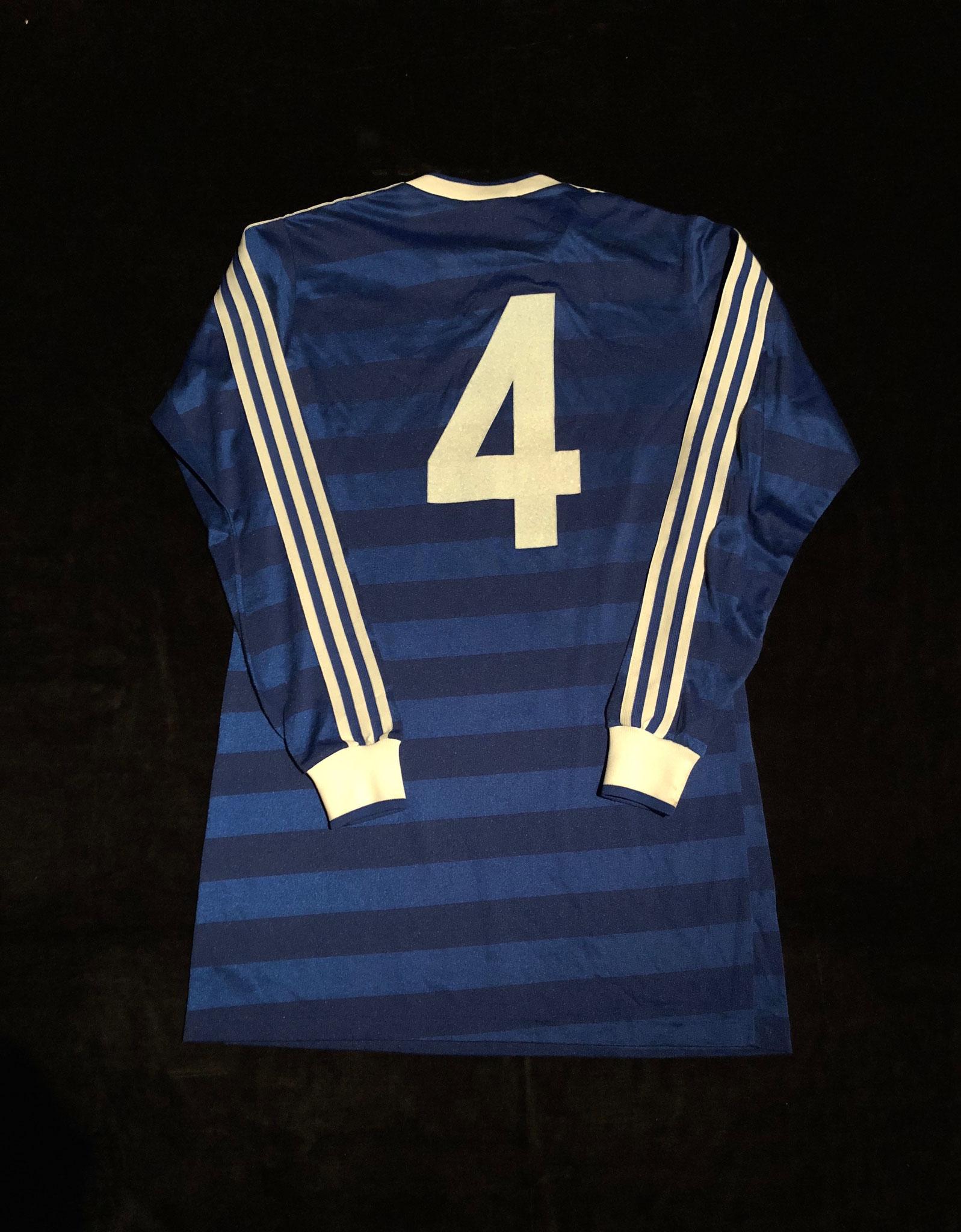 2. Runde 04.11.1987 Ajax Amsterdam - Hamburger SV 2:0 (1:0)