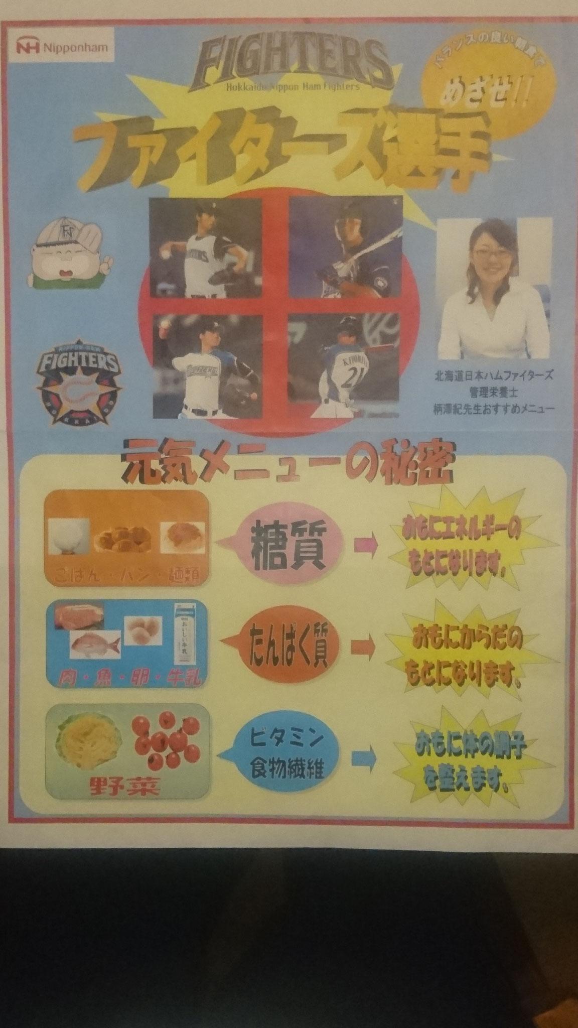 指導者・保護者研修会 【成長期のスポーツ活動と食事】
