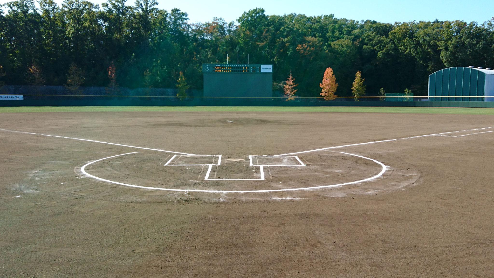第33回 八王子市少年軟式野球 選手権大会 セガサミー野球場 令和元年11月10日