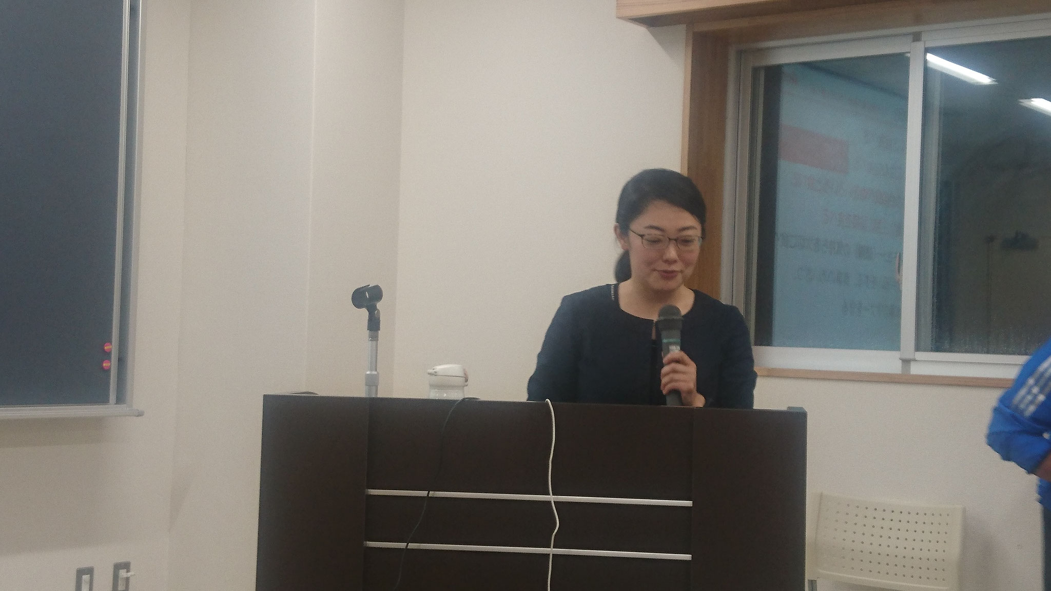 指導者・保護者研修会 2018/5/13 講師:日本ハム㈱柄澤管理栄養士