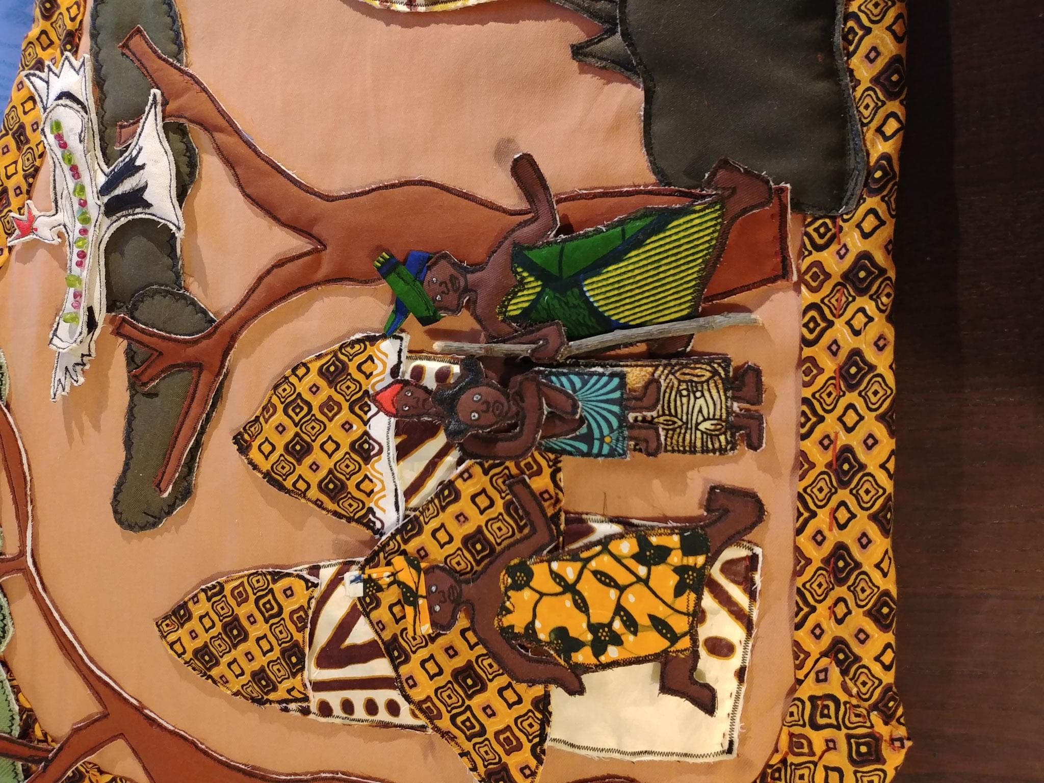 Conte merveilleux africain