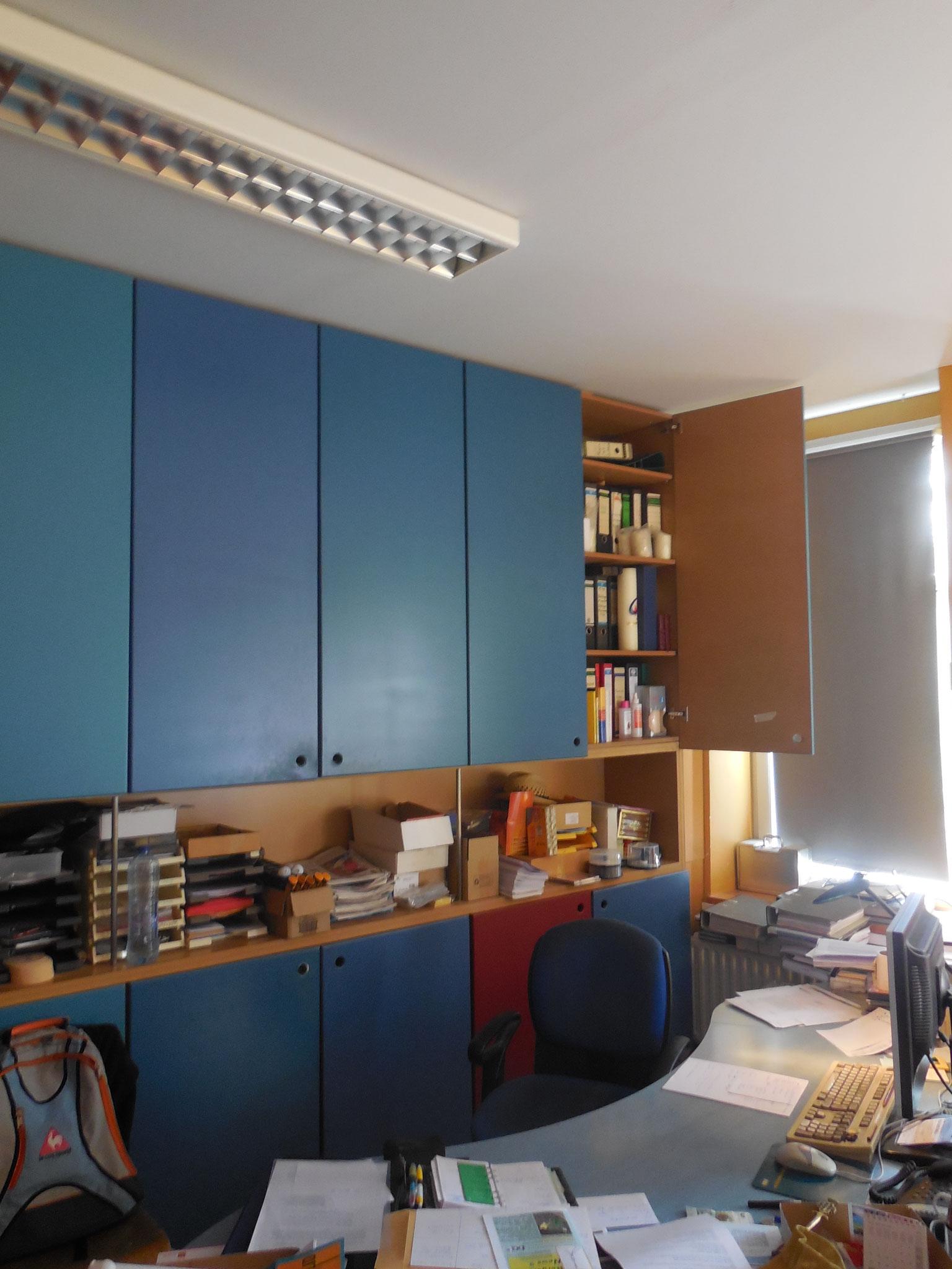 Büro des AZ Ephata