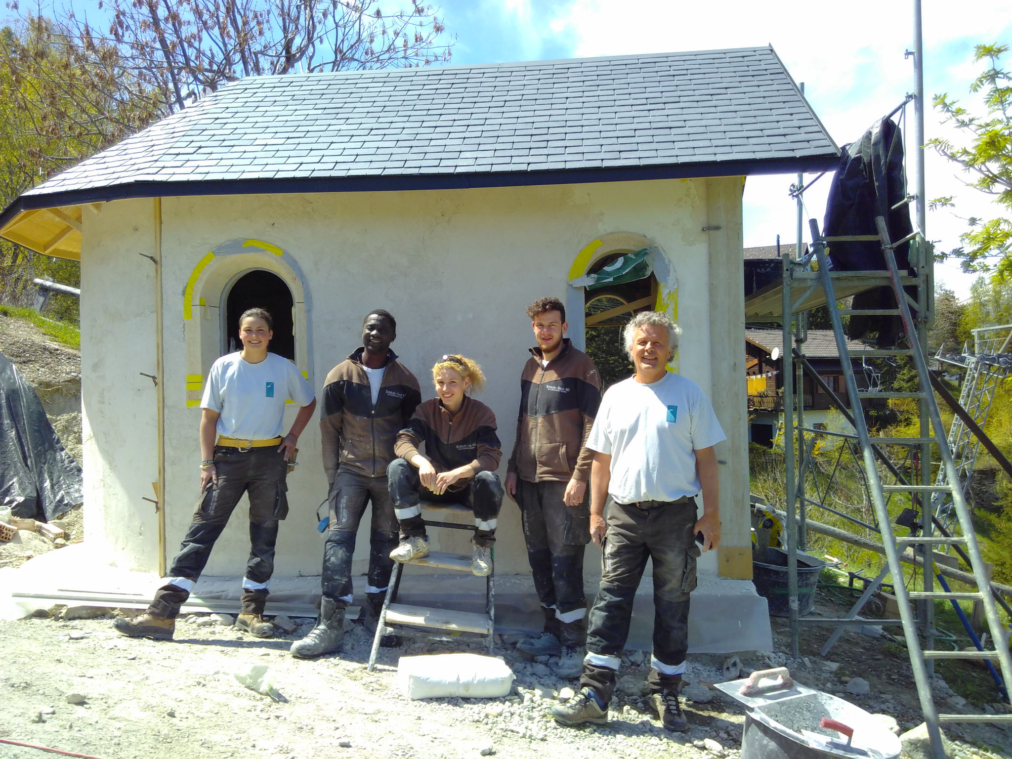 Bauteam Schibler + Haldi AG