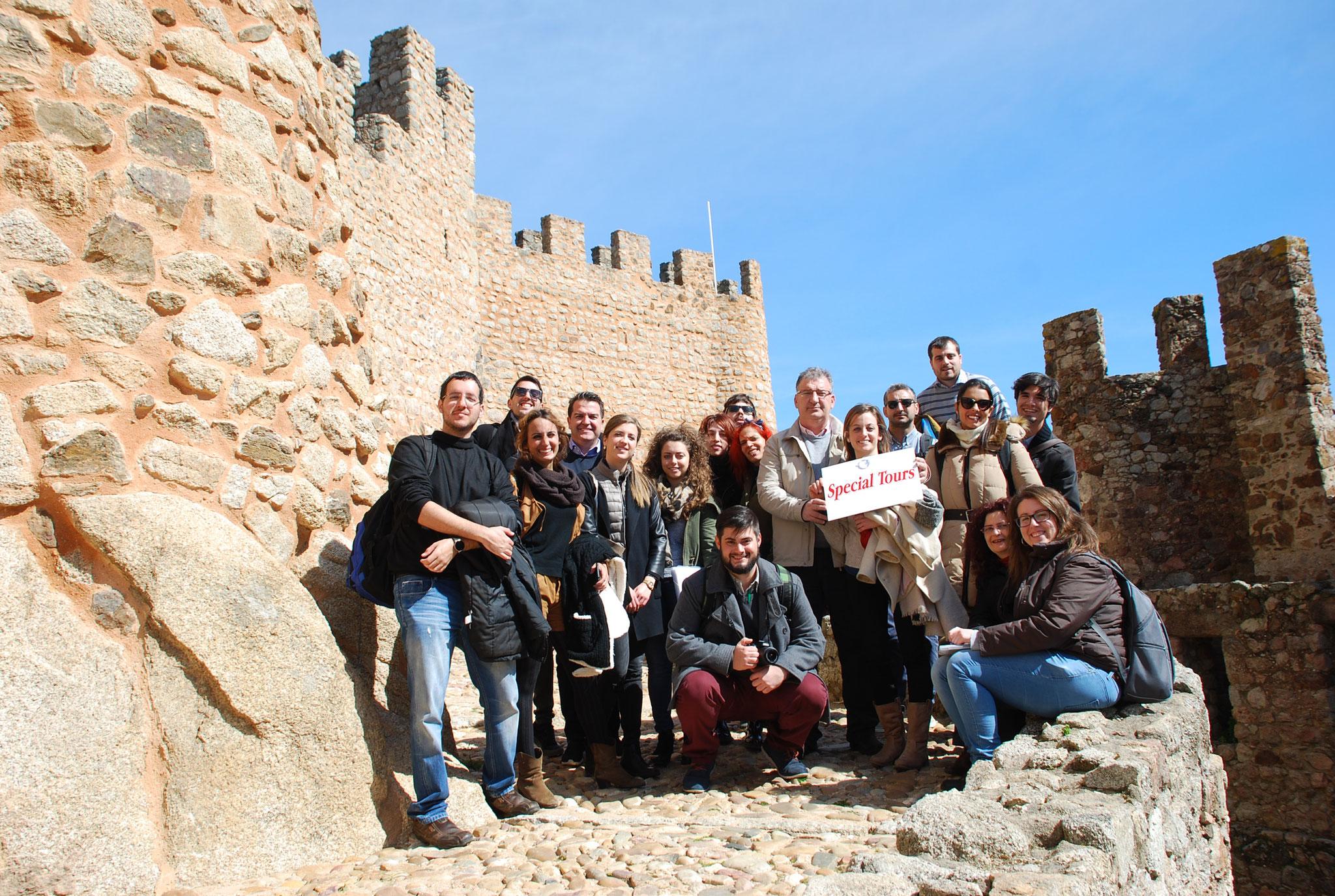 2016. Castillo de Almourol