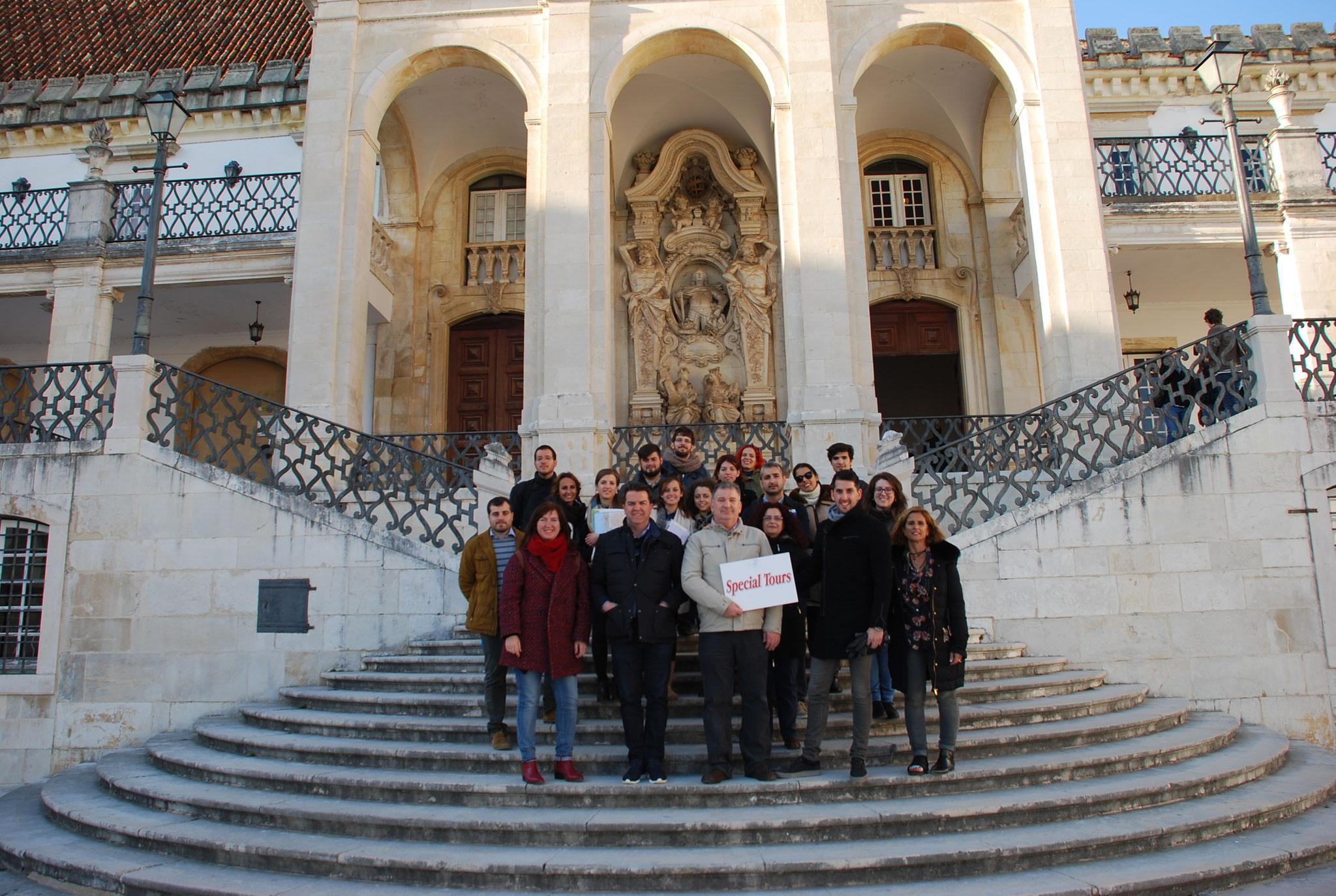 2016. Universidad de Coimbra