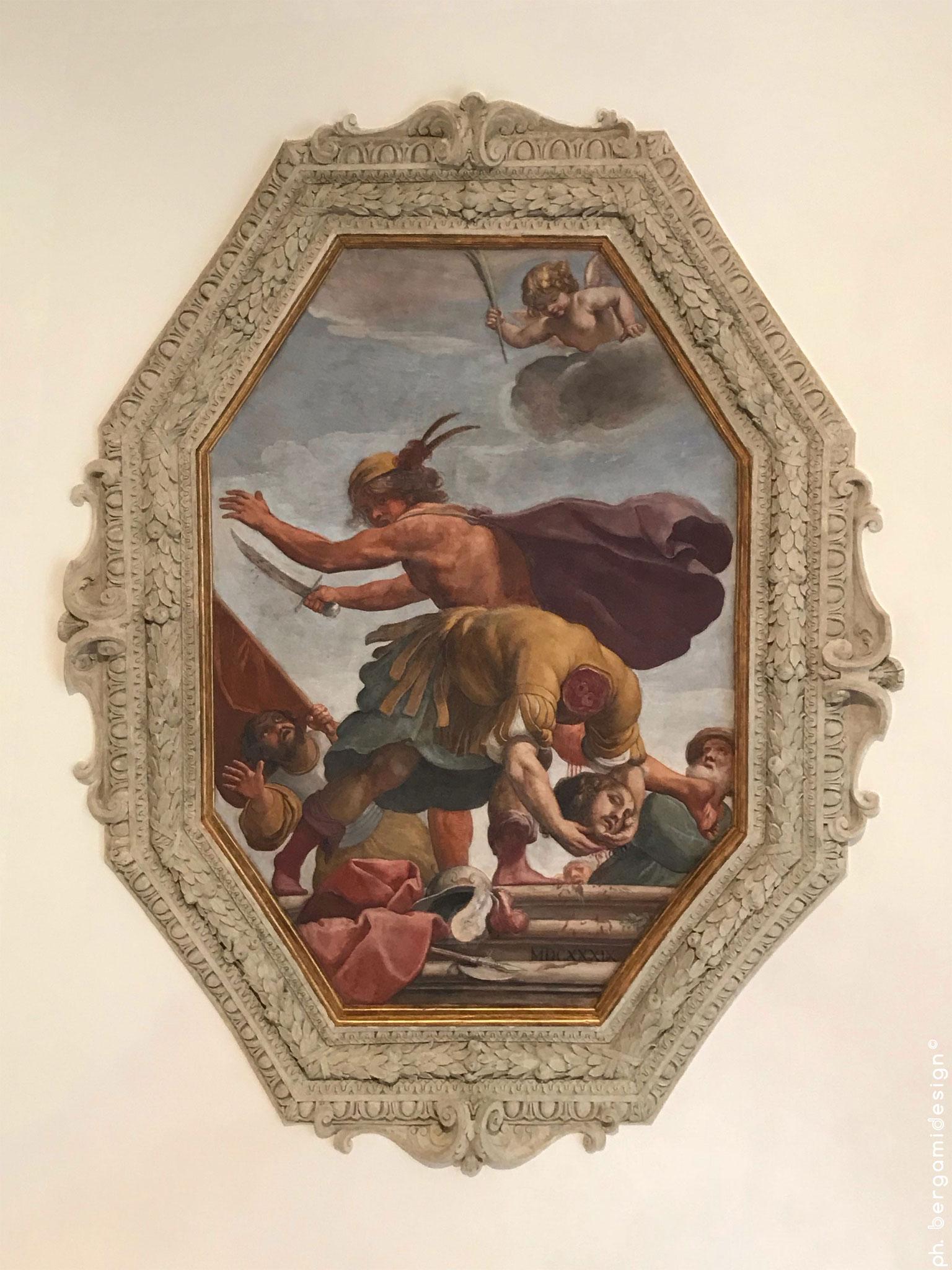 Il Martirio di San Procolo, Alessandro Tiarini (1639)