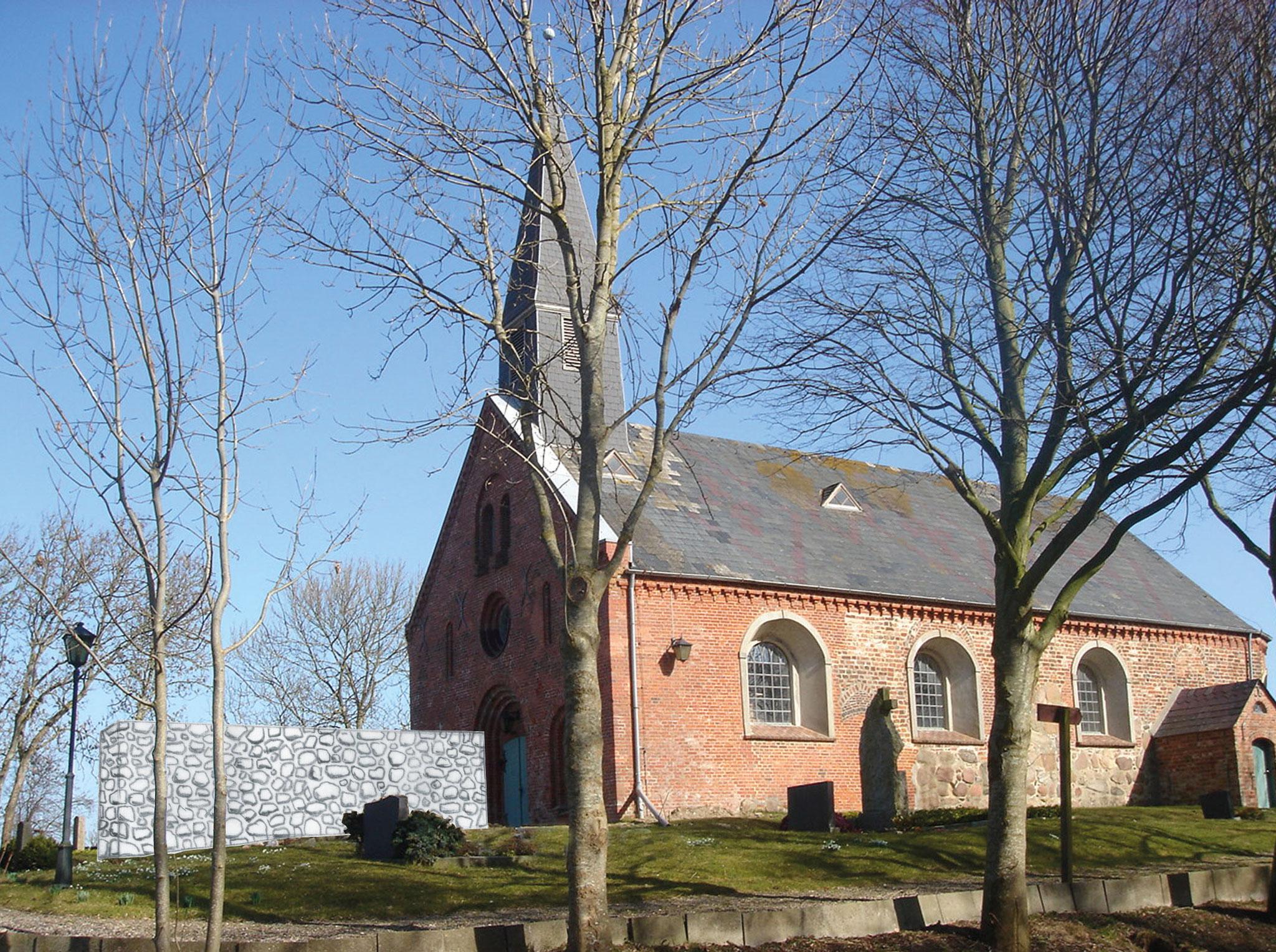 St. Martin Kirche, Vollerwiek
