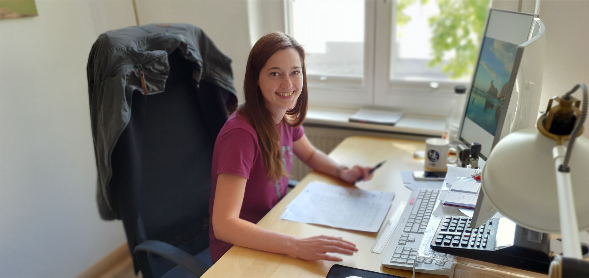 Julia Medow, Steuerfachangestellte
