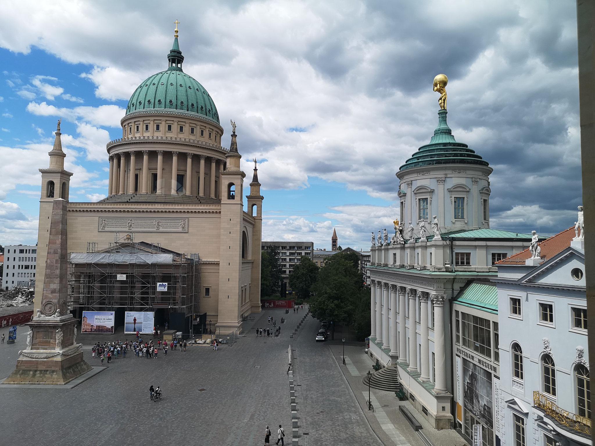Der historische Kern von Potsdam