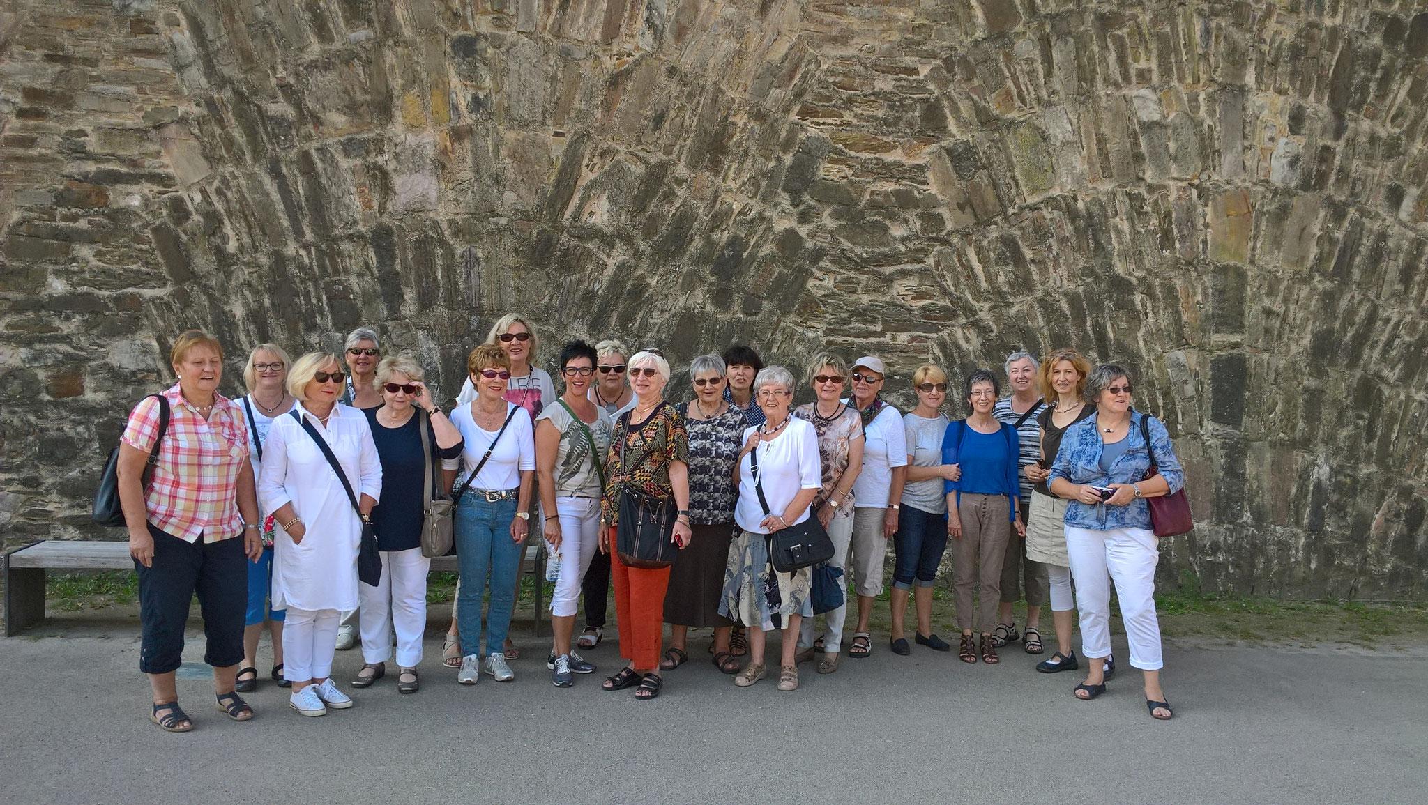 Auf der Festung Ehrenbreitenstein
