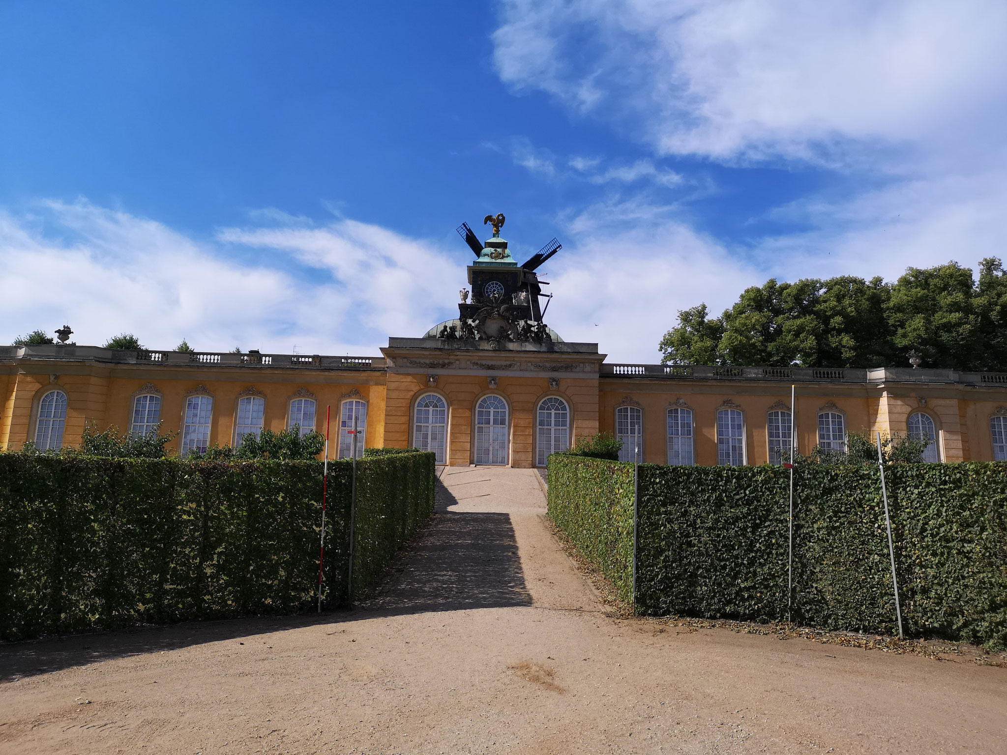 Im Park Sanssouci