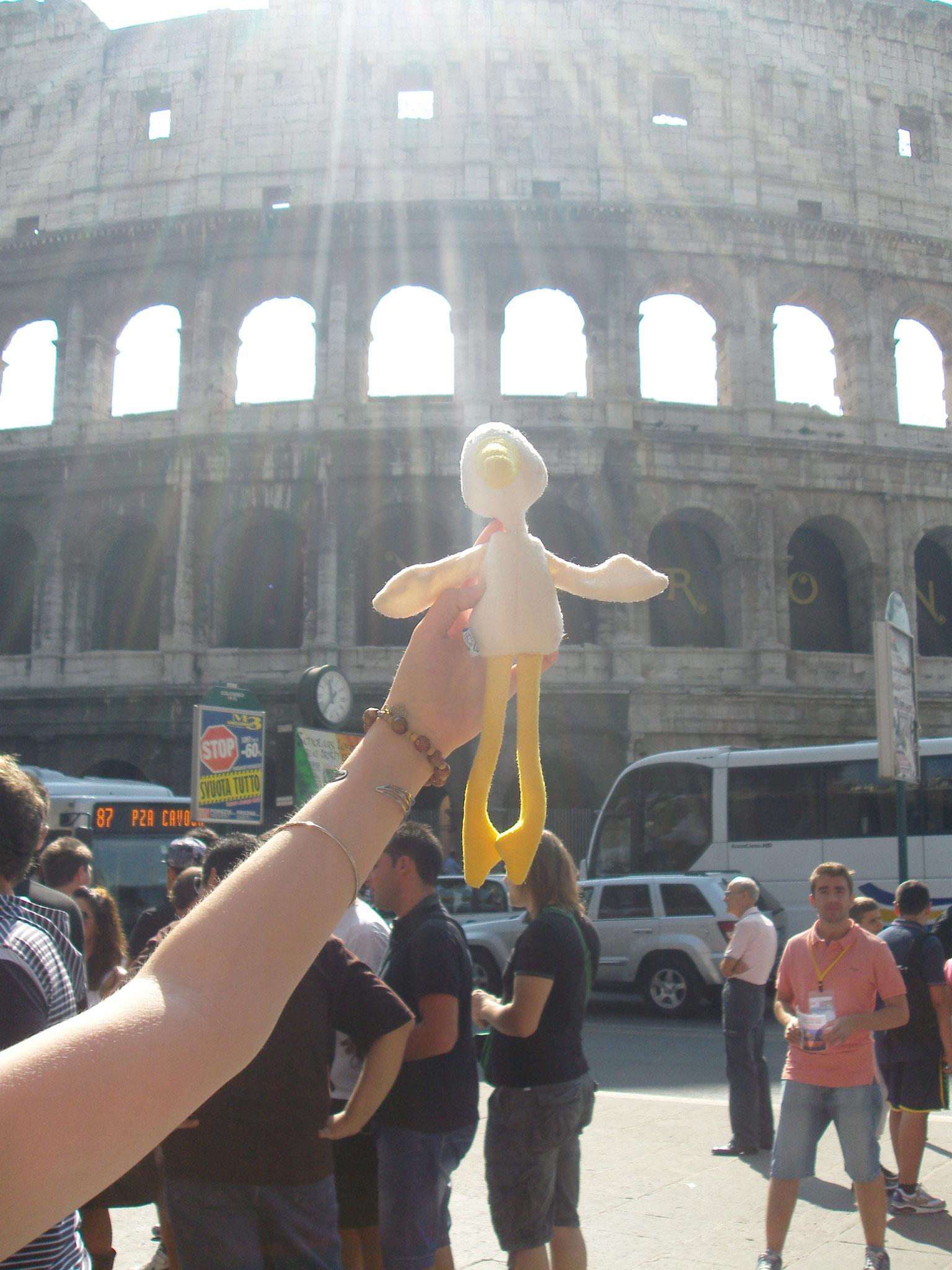 Roma Colosseo 2011