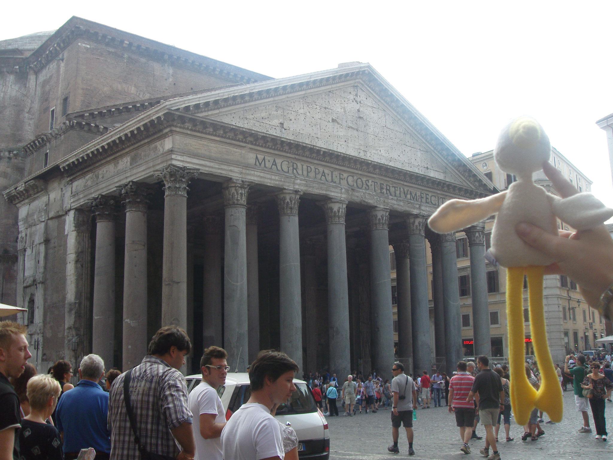 Roma Pantheon 2011