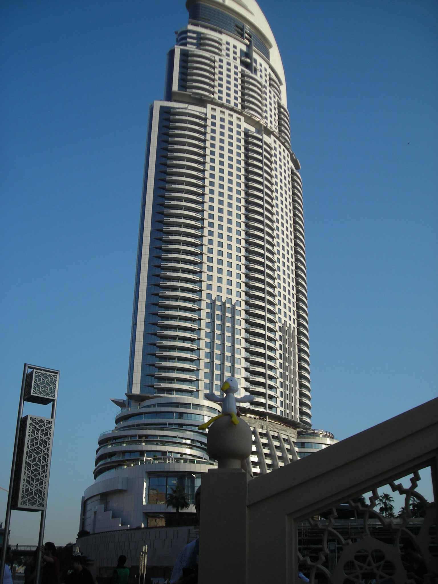 Torre Burj Khalifa Dubai 2013